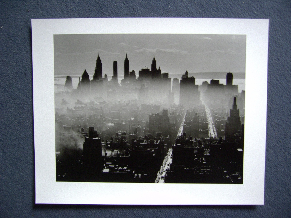 Andreas Feininger - Foto New York kopen? Bied vanaf 80!