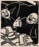 Leo TILGNER - Original Linolschnitt - handsigniert - 1932 kopen? Bied vanaf 40!