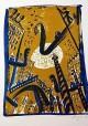 Peter Angermann - Serie von 6 (!) Farblithographien, jedes Blatt von Hand signiert kopen? Bied vanaf 220!