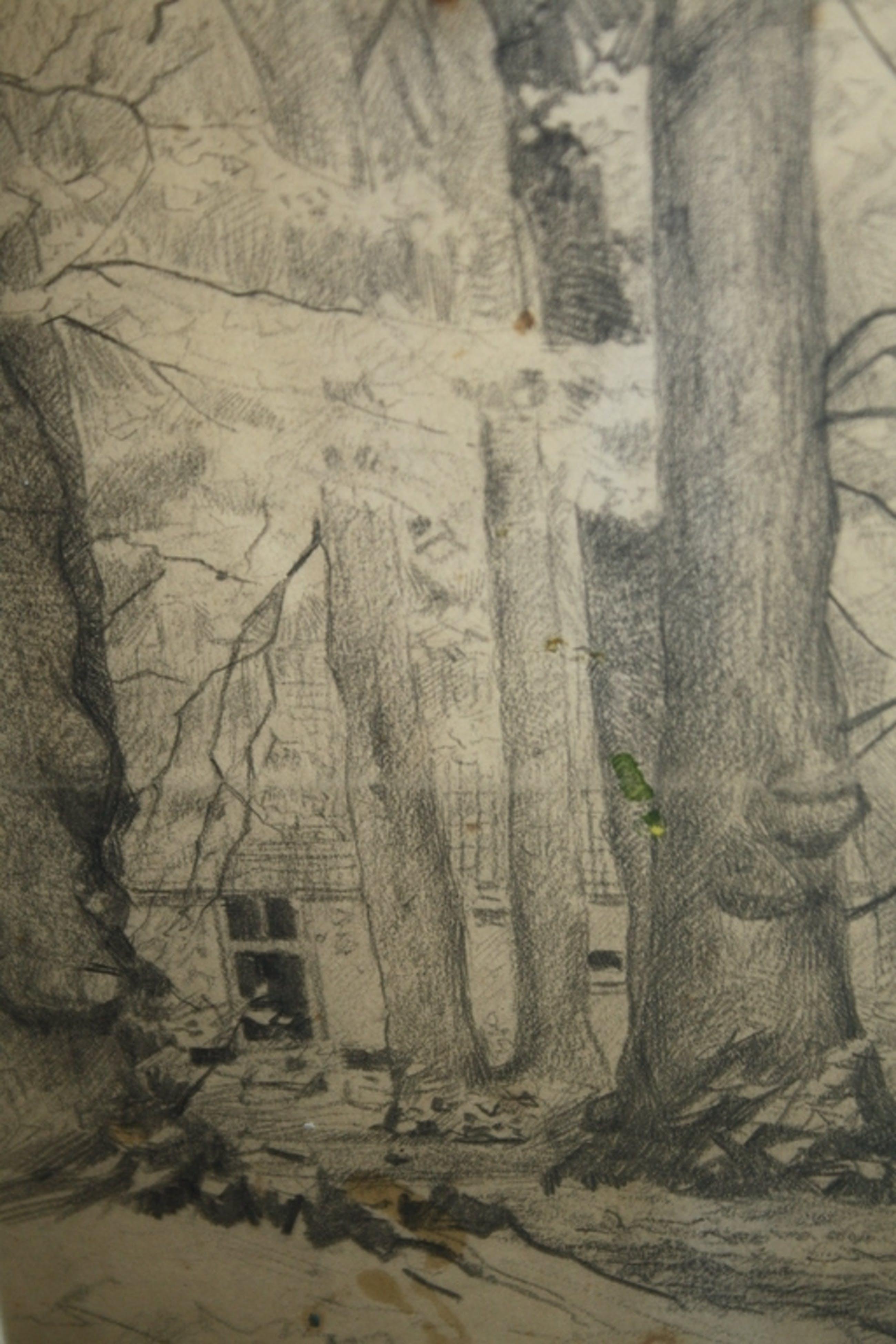 BERGEN NH 1919  - DOOR TON MEIJER 1892-1985 kopen? Bied vanaf 1!
