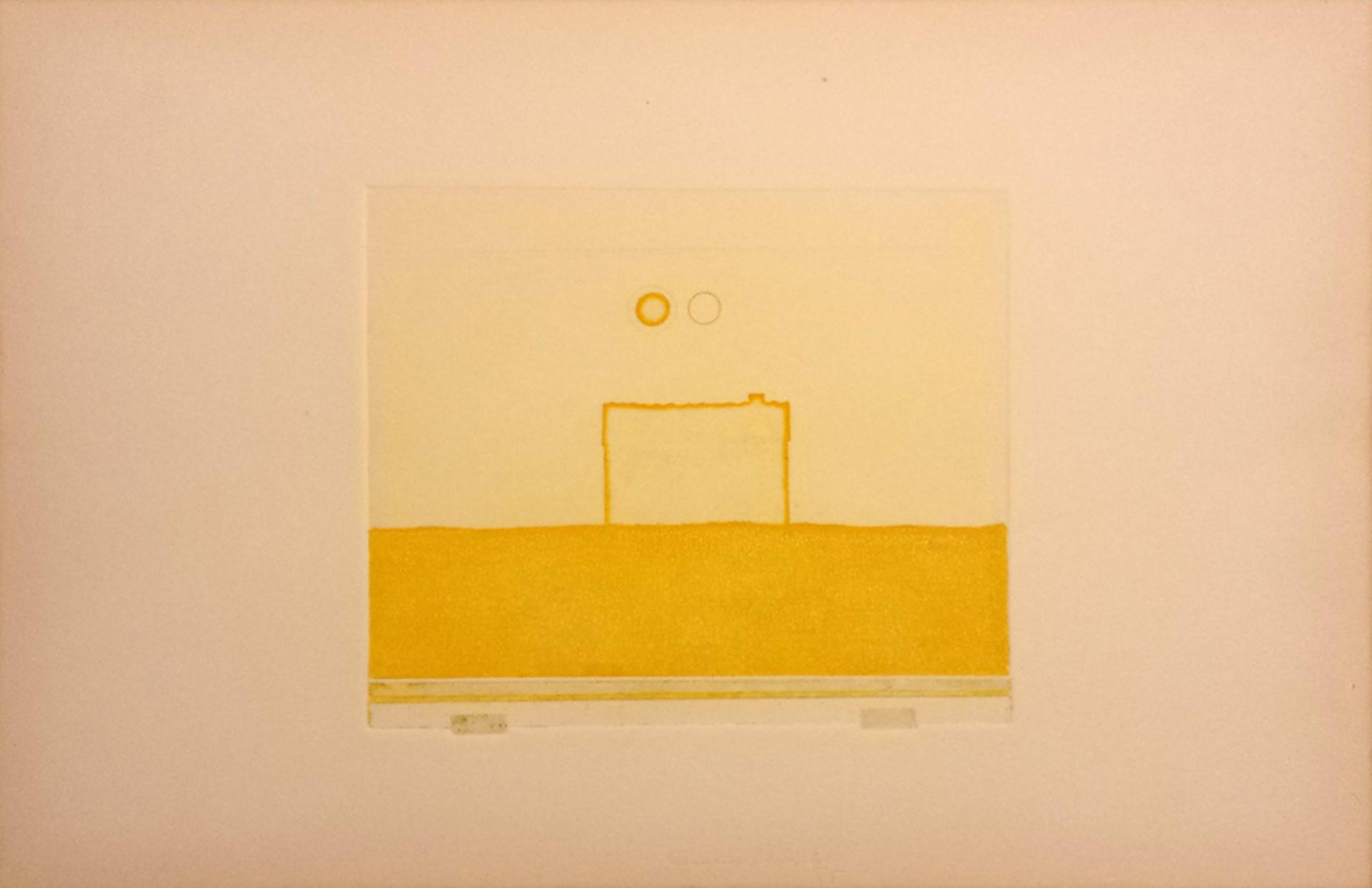 Eduard Flor, Ets nr 1, tijd, 1974 kopen? Bied vanaf 5!