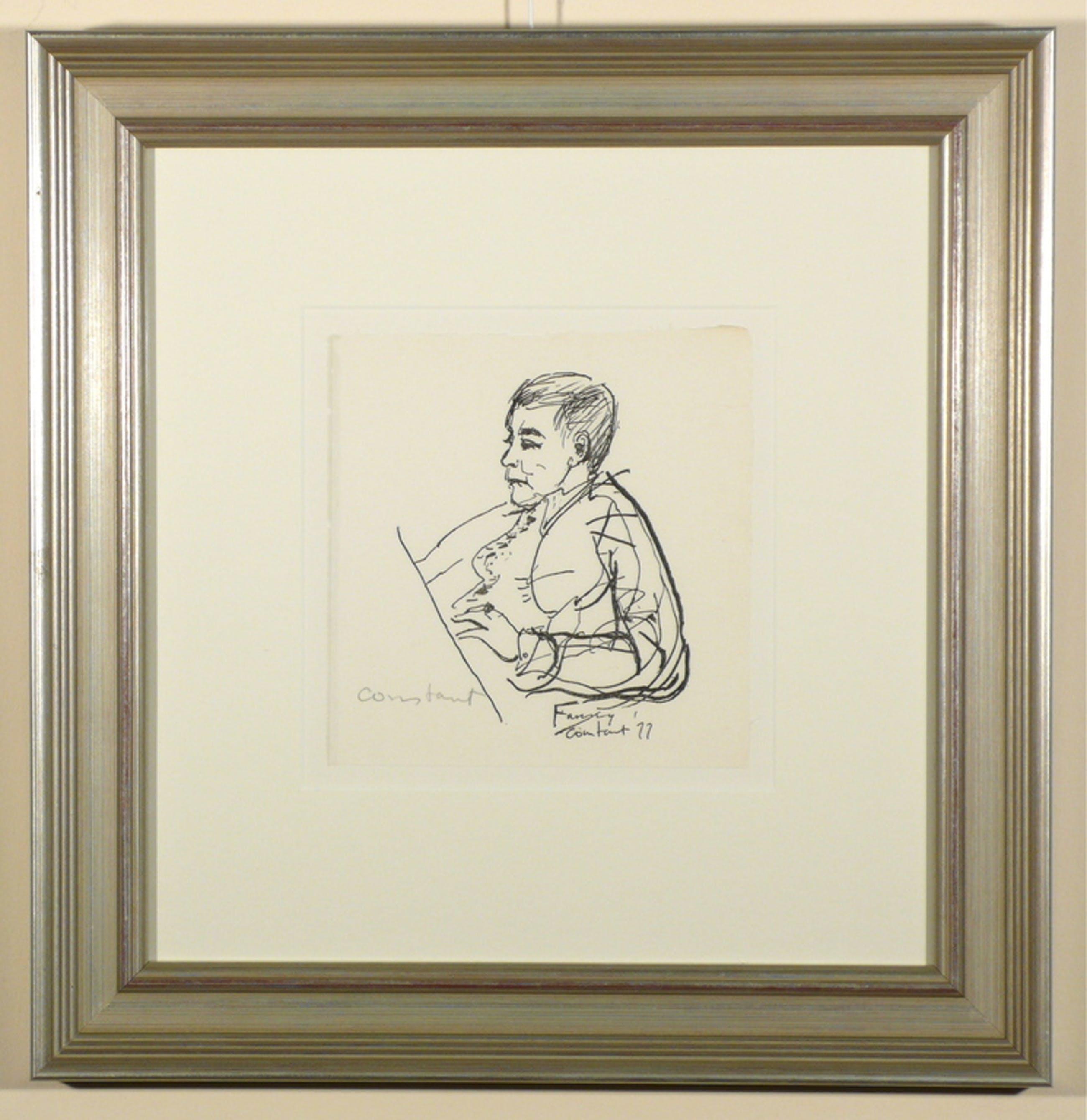 Constant, Lithografie uit 1977, Handgesigneerd kopen? Bied vanaf 350!