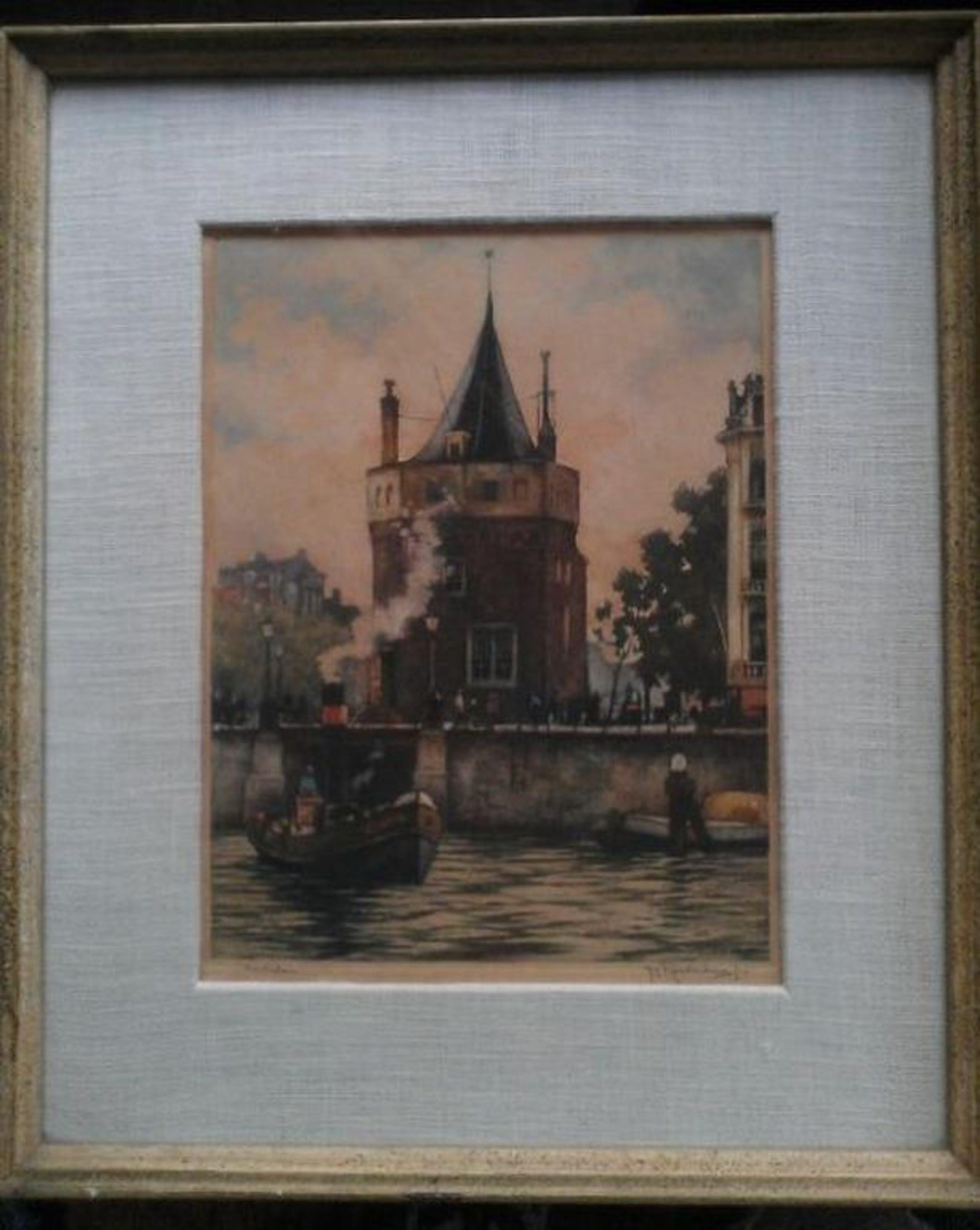 H.E. Roodenburg kleurets Amsterdam. kopen? Bied vanaf 100!
