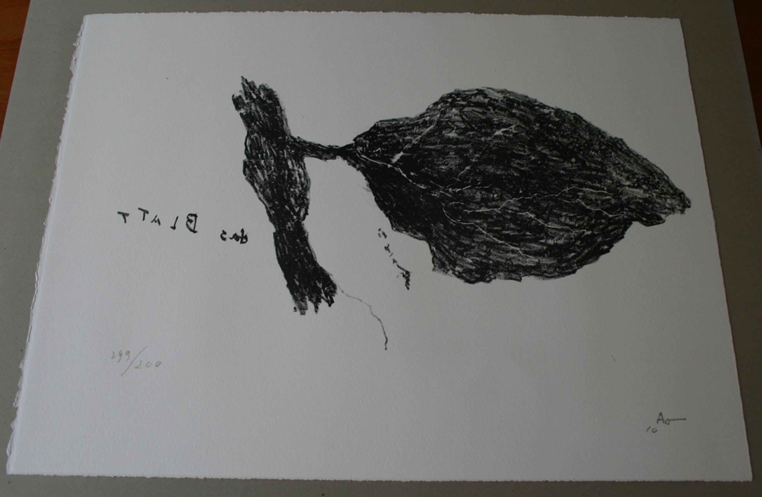 Armando, Lithografie, Das Blatt, Gesigneerd  kopen? Bied vanaf 125!