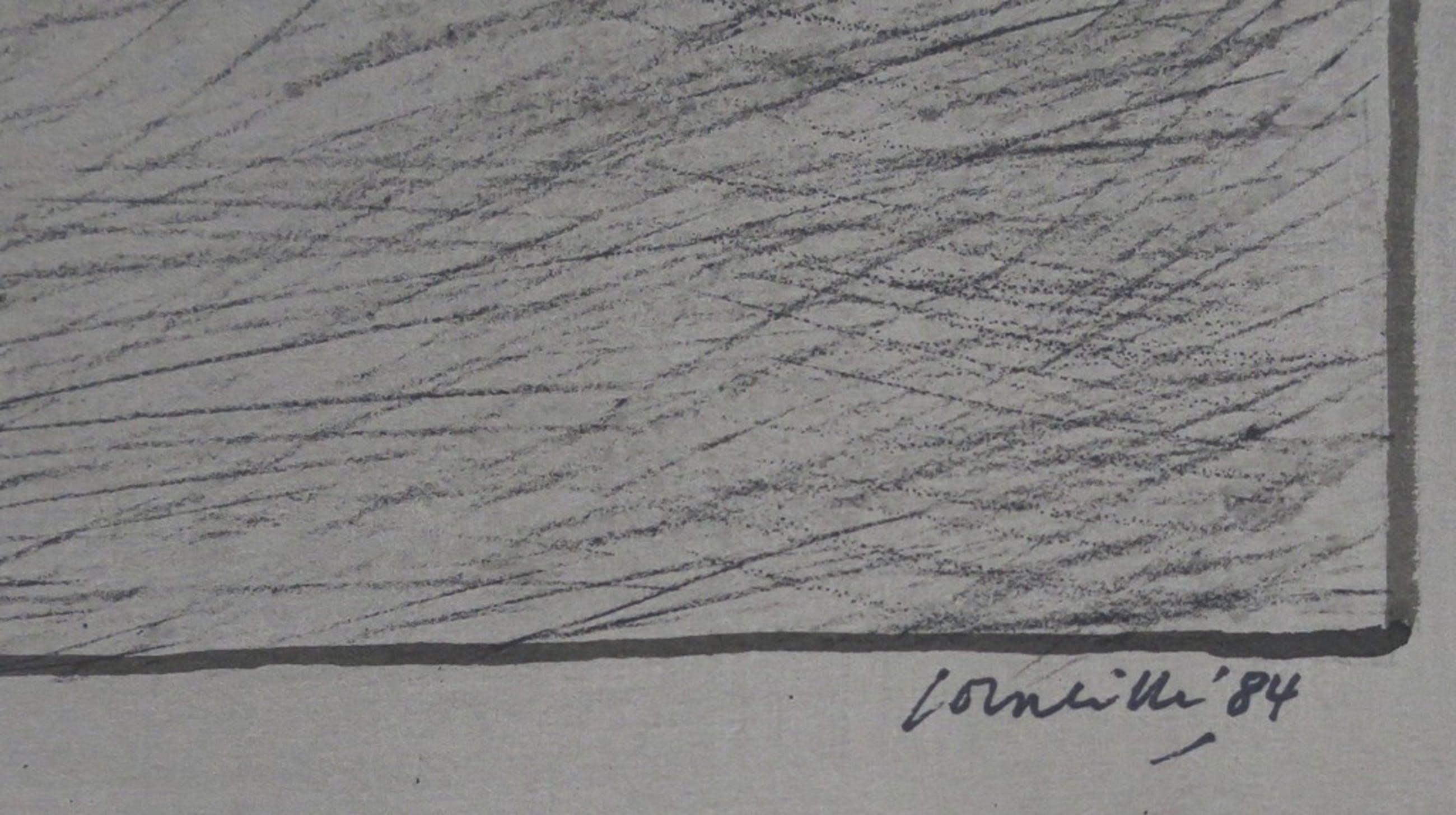Corneille: Unieke handgekleurde litho, Memoire de Japon kopen? Bied vanaf 950!