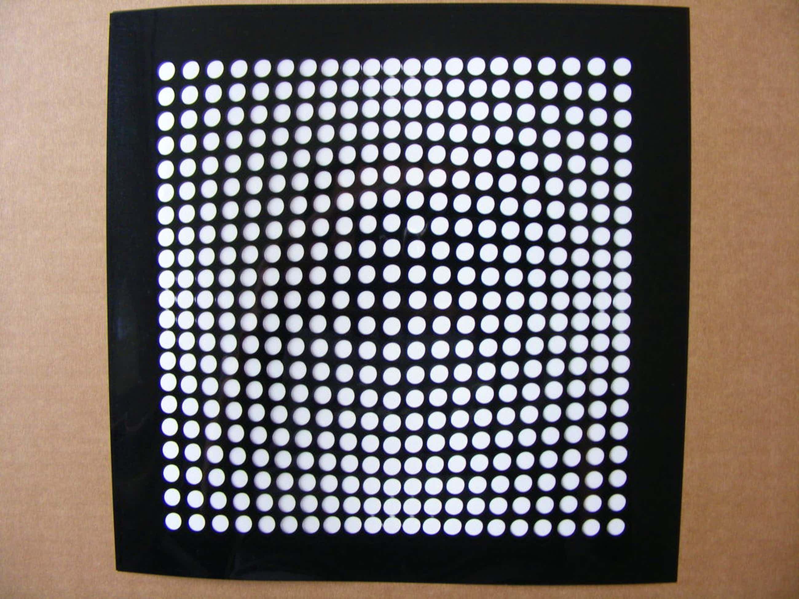 """Victor Vasarely, """"Plastic Transparency"""", duo zeefdruk kopen? Bied vanaf 65!"""