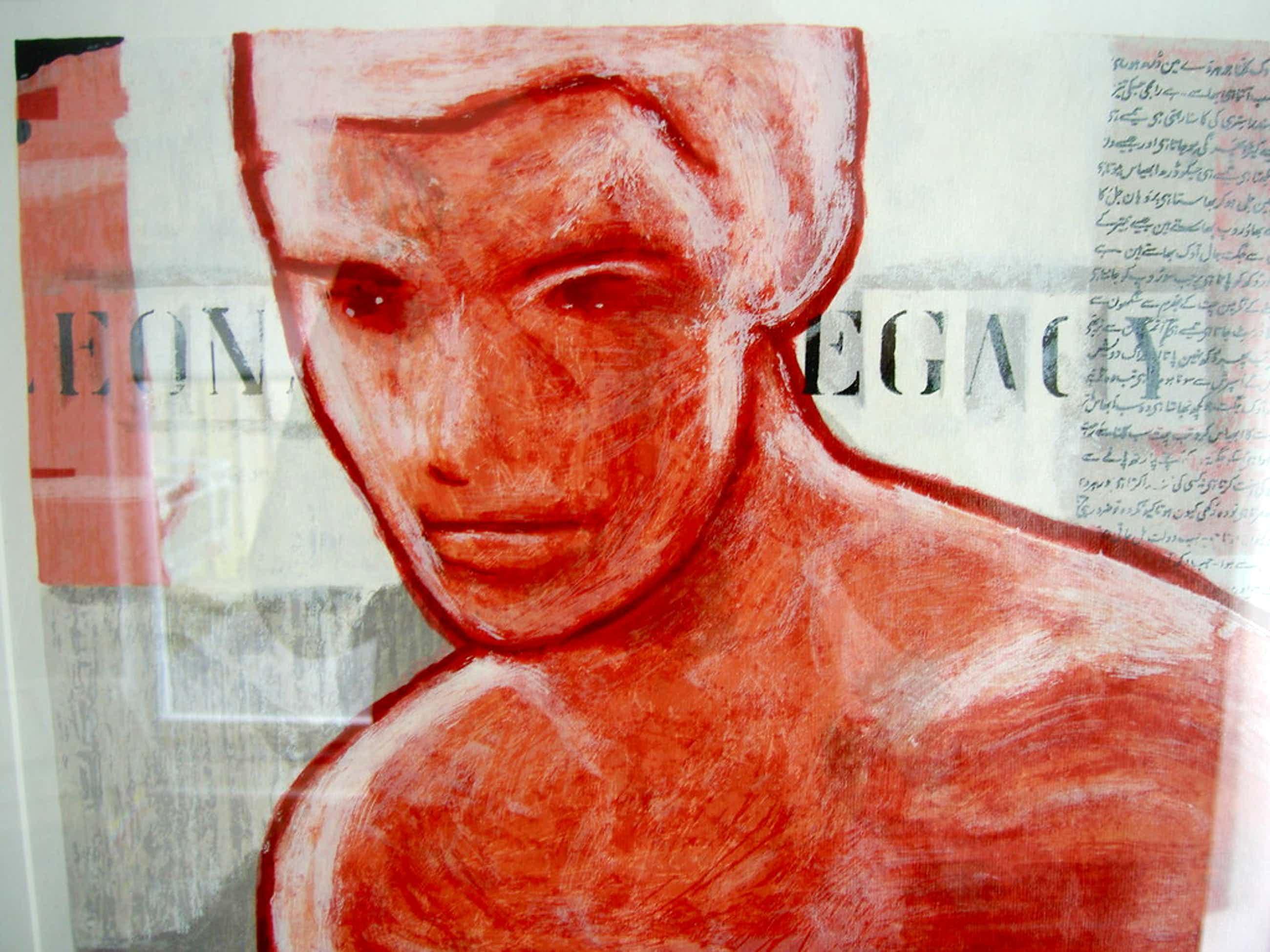 Casper Faassen, kleurenlitho, Leonardo kopen? Bied vanaf 110!