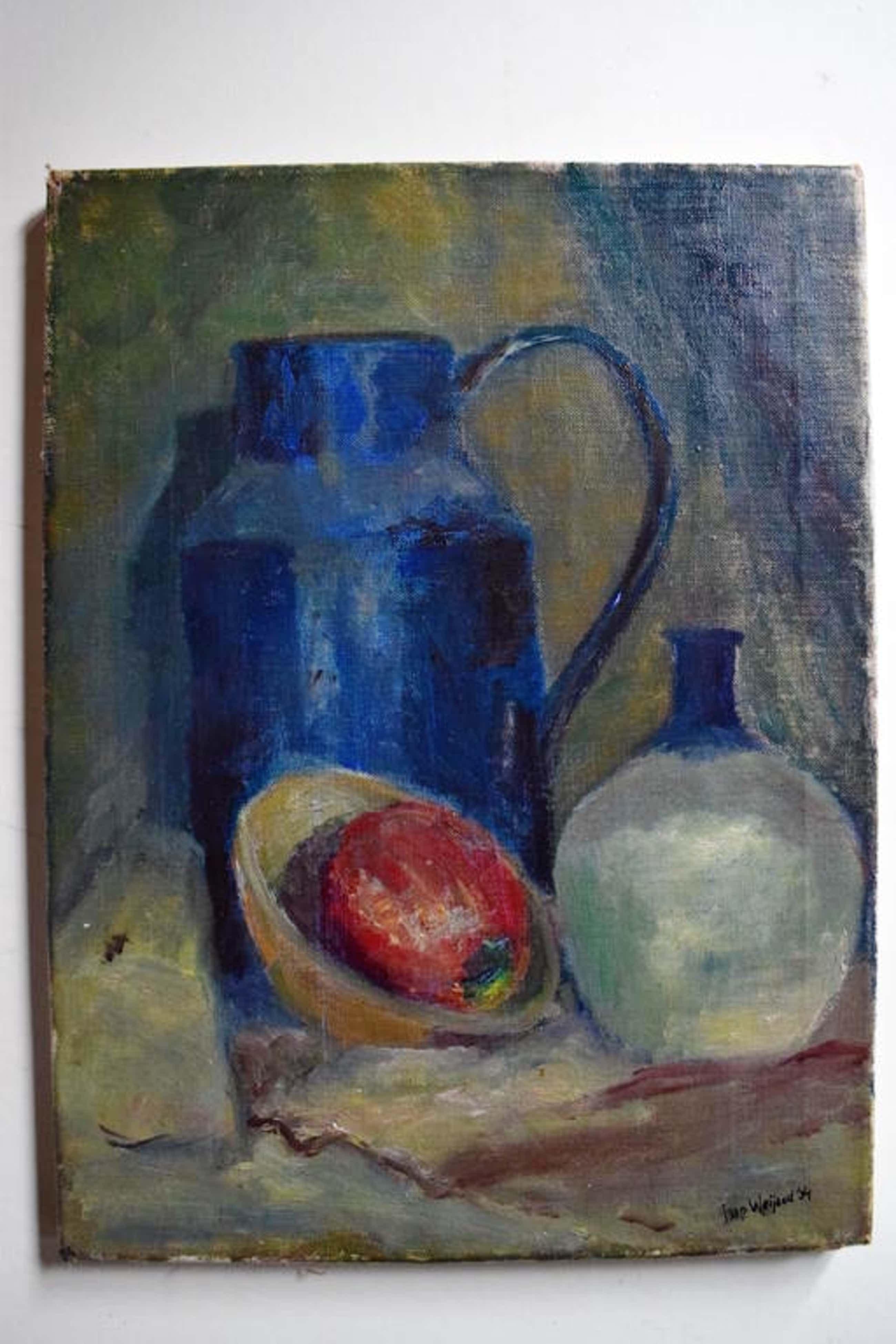 Jaap Weijand (1886 - 1980) - Bergense School kopen? Bied vanaf 37!