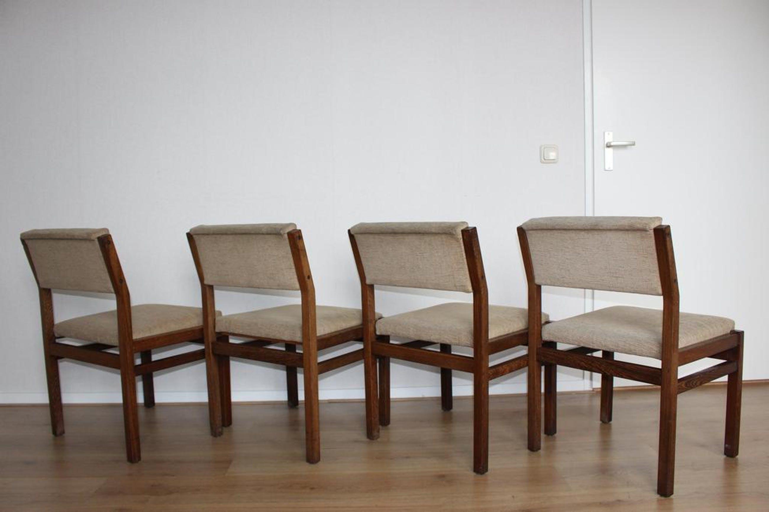 Design Pastoe Stoelen : Cees braakman voor pastoe stoelen uit de japanse serie model