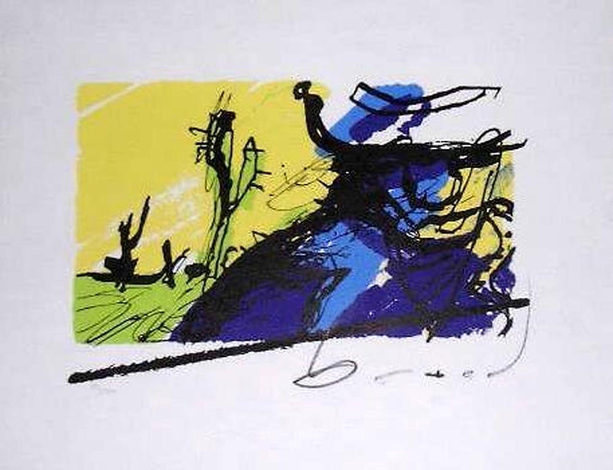 HERMAN BROOD, grote gelimiteerde en handgesigneerde zeefdruk 'Bono (U2)' kopen? Bied vanaf 1!