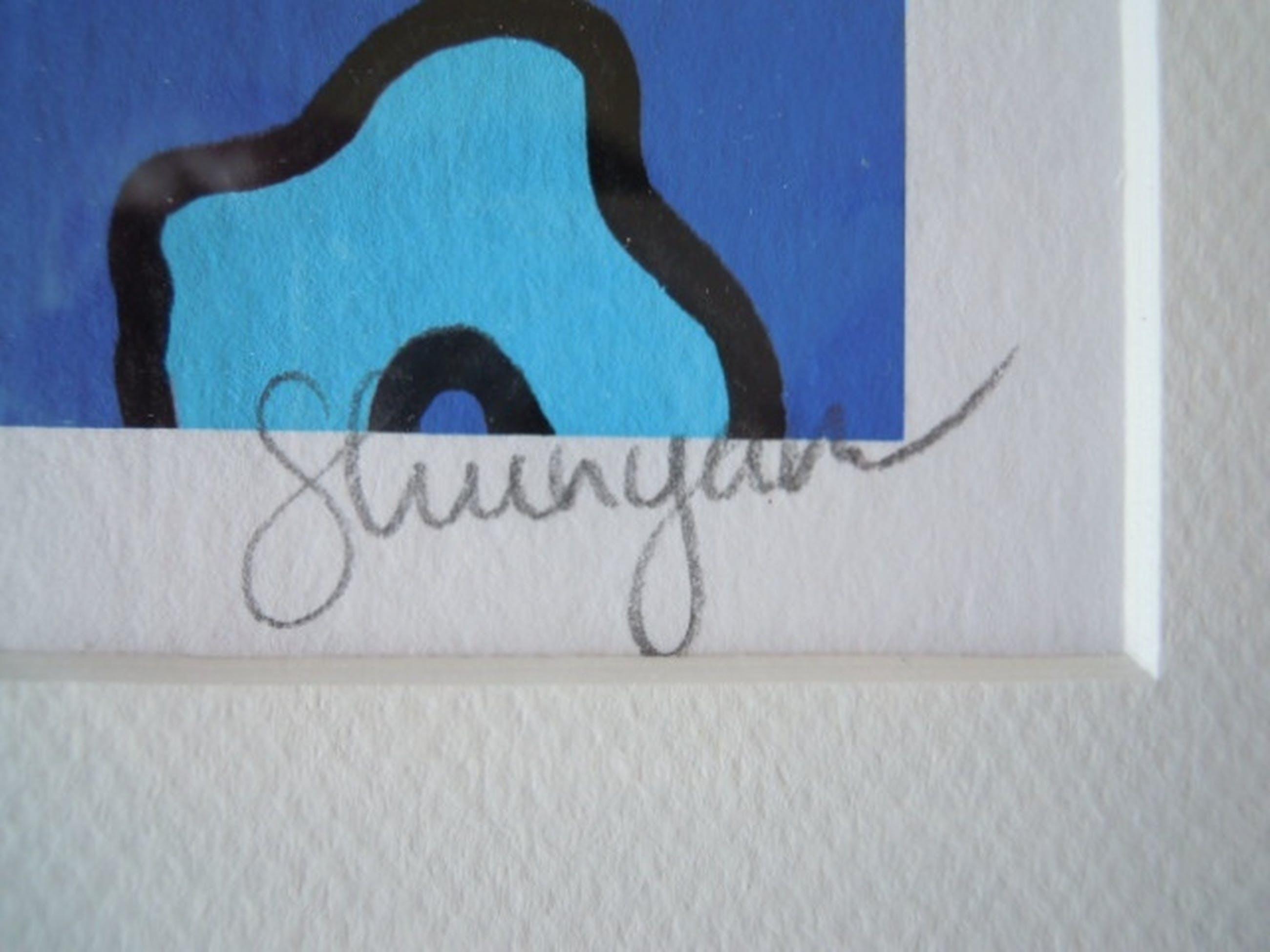 Litho van SHUNYAM 33 X 33 cm-ABN-AMRO TENNISTOERNOOI genummerd-gesigneerd kopen? Bied vanaf 15!