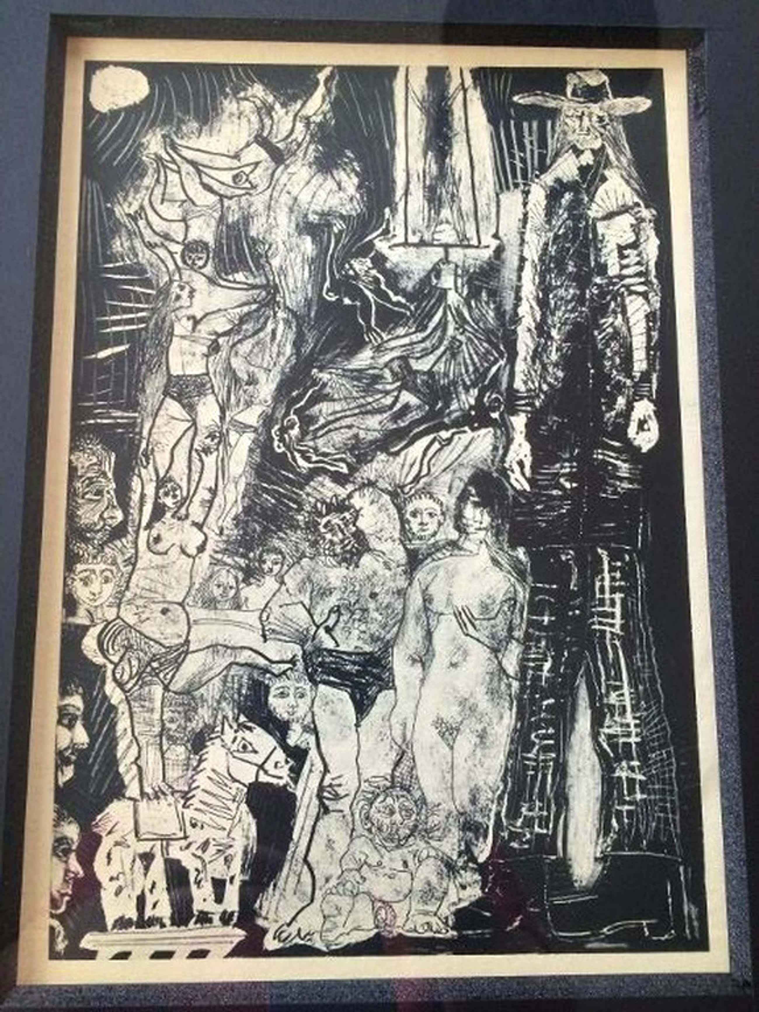 Picasso erotic / gravure  kopen? Bied vanaf 56!