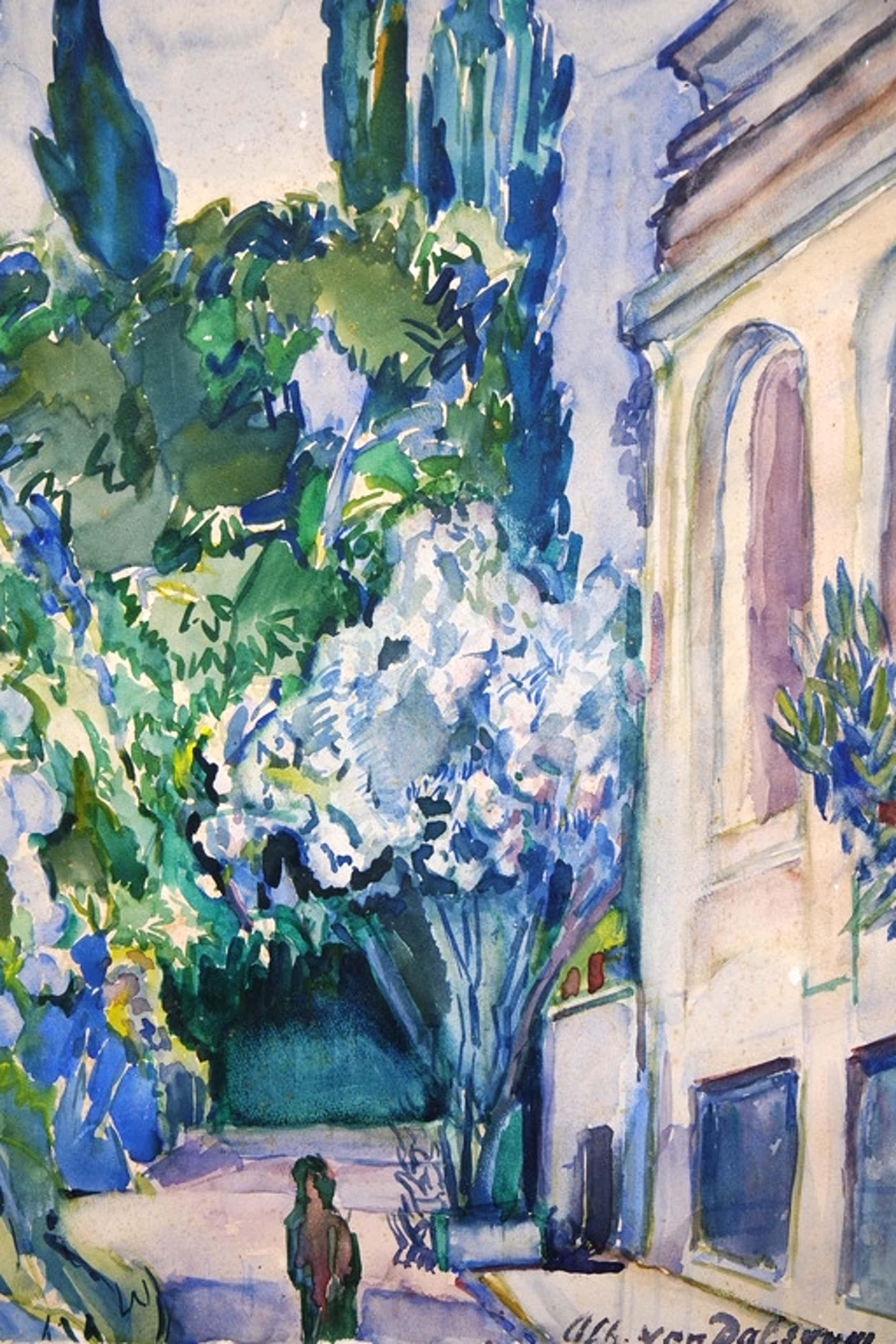 Albert van DALSUM (1889 - 1971) - aquarel - Rome kopen? Bied vanaf 65!