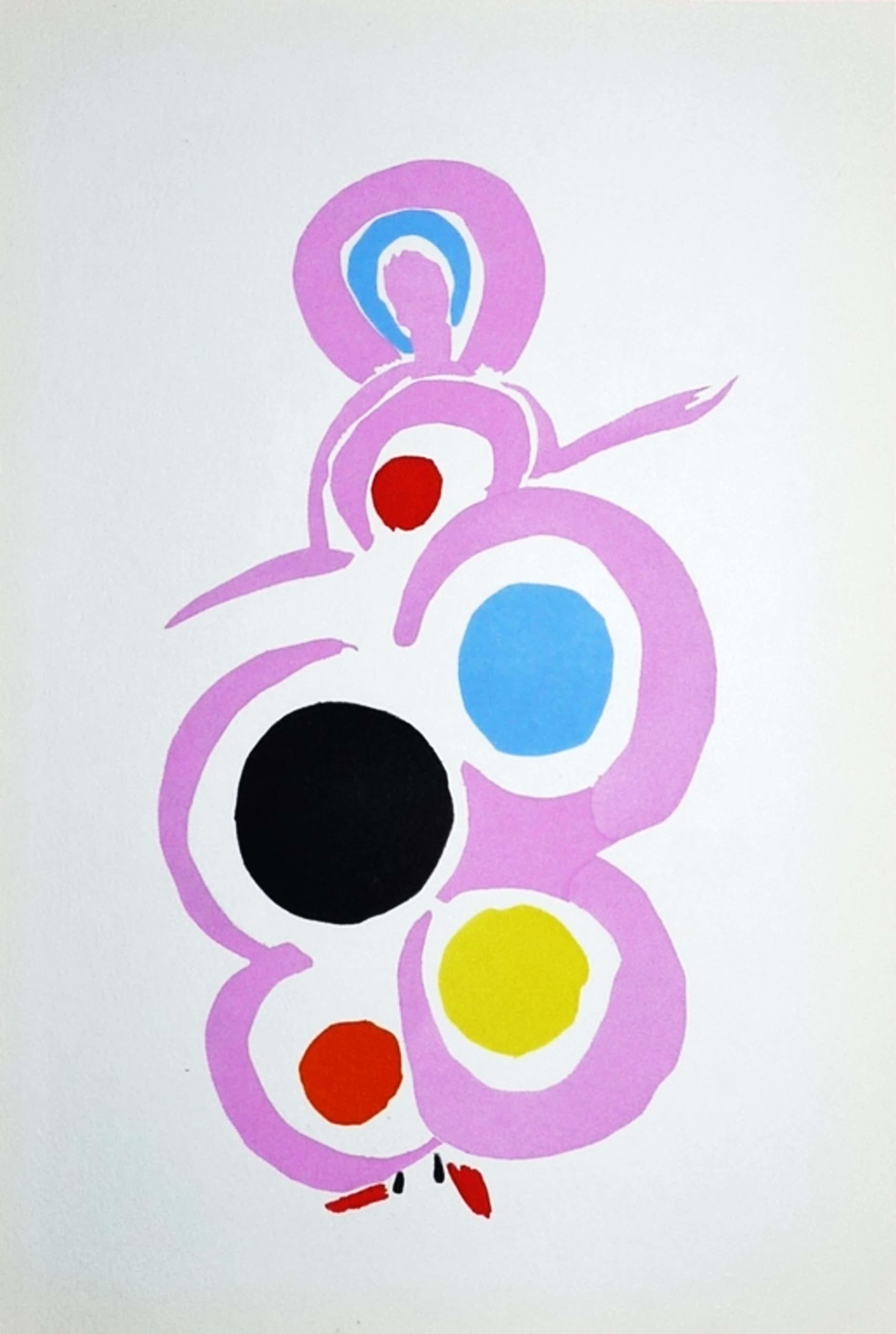 Sonia Delaunay, Pochoir, Uit Tableaux vivants kopen? Bied vanaf 85!