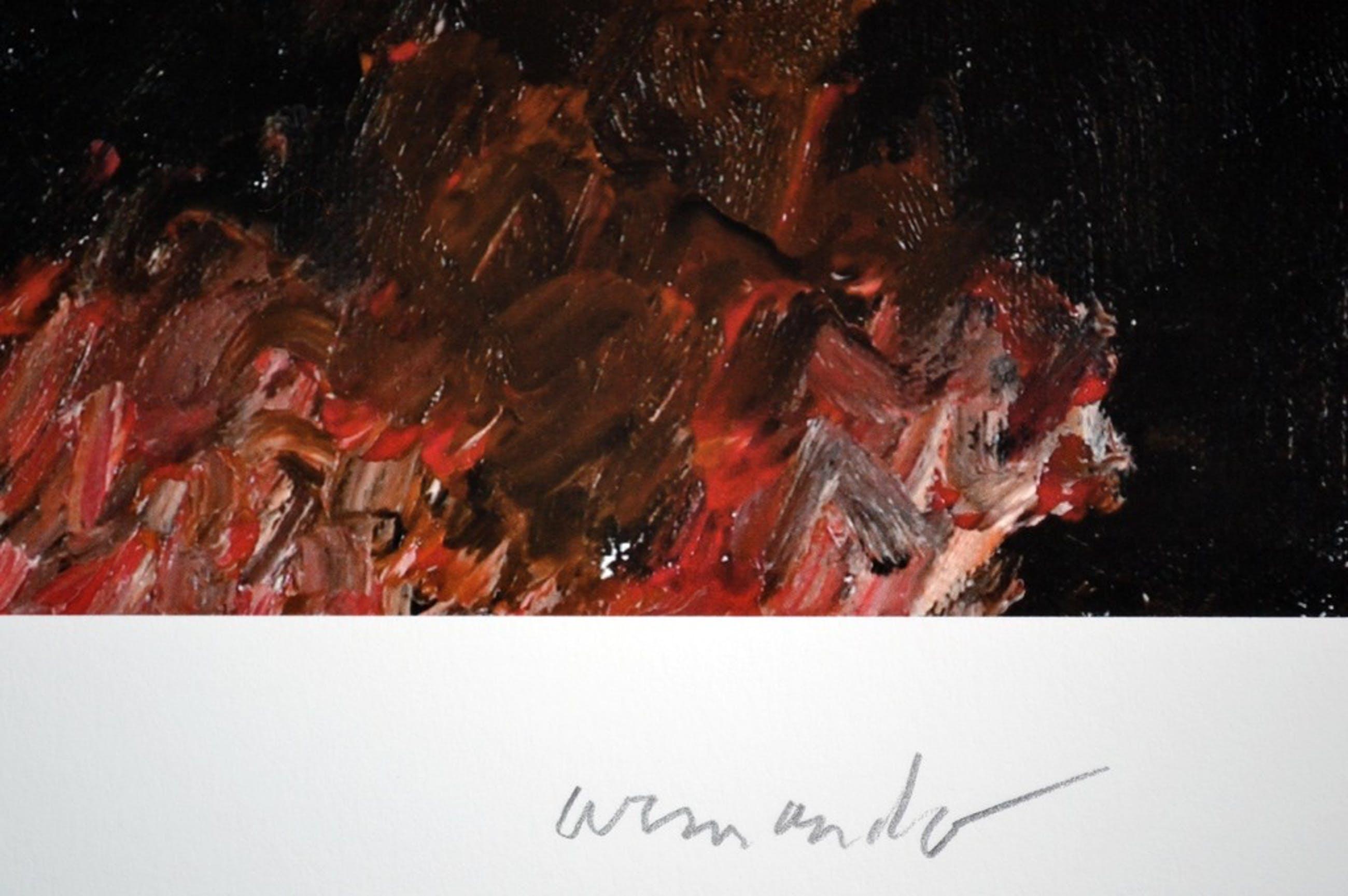 Collectie van 3 Armando giclees - gesigneerd - oplage 50 - 2013 kopen? Bied vanaf 450!