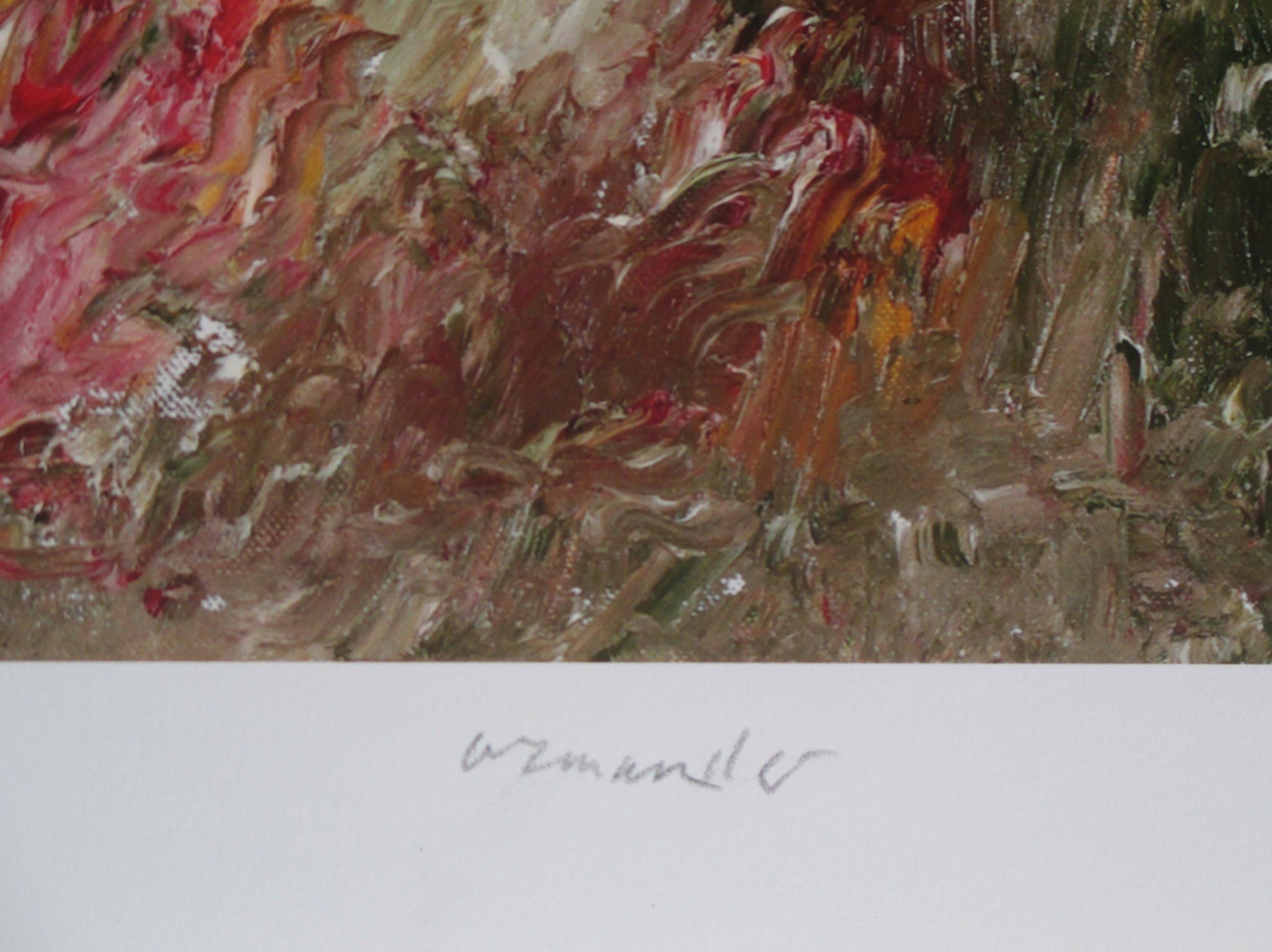 """""""De Boom Onder"""", ARMANDO, Giclee op handgeschept katoenpapier, 2013 kopen? Bied vanaf 1!"""