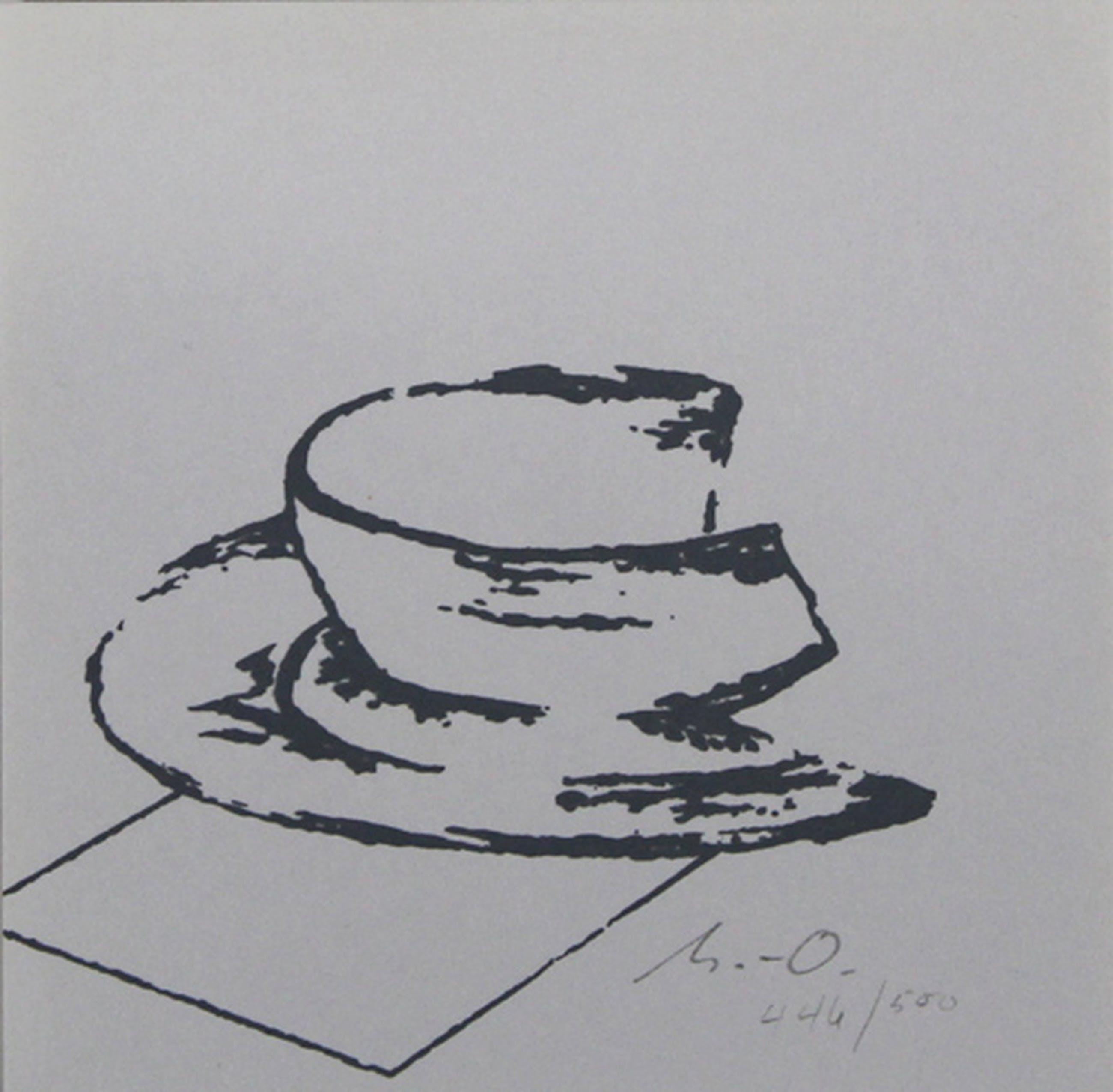 Meyer-Osburg e.a: Lot van drie kunstwerkjes, Diverse voorstellingen kopen? Bied vanaf 4!