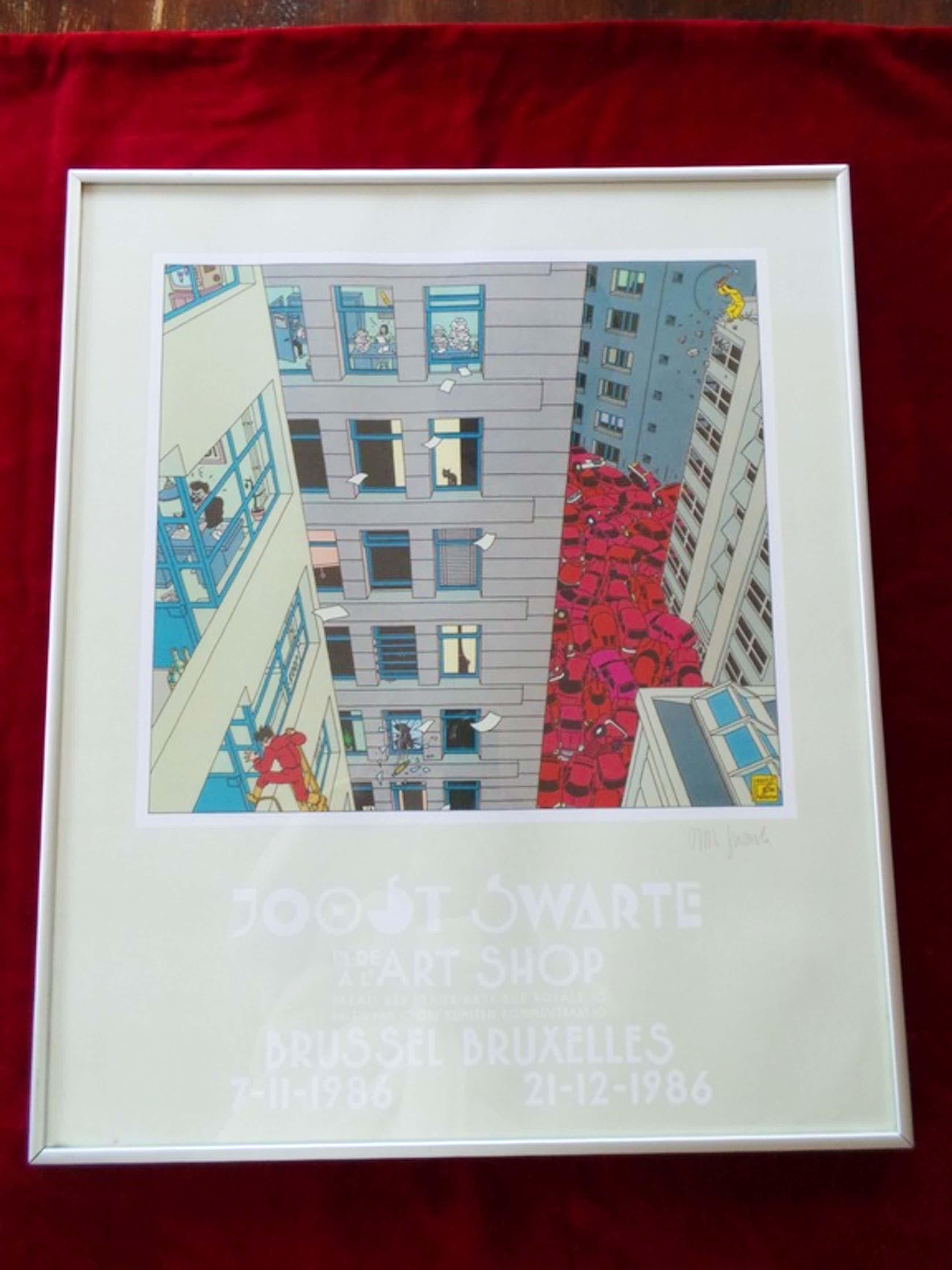 Joost Swarte -  (1981) kopen? Bied vanaf 40!