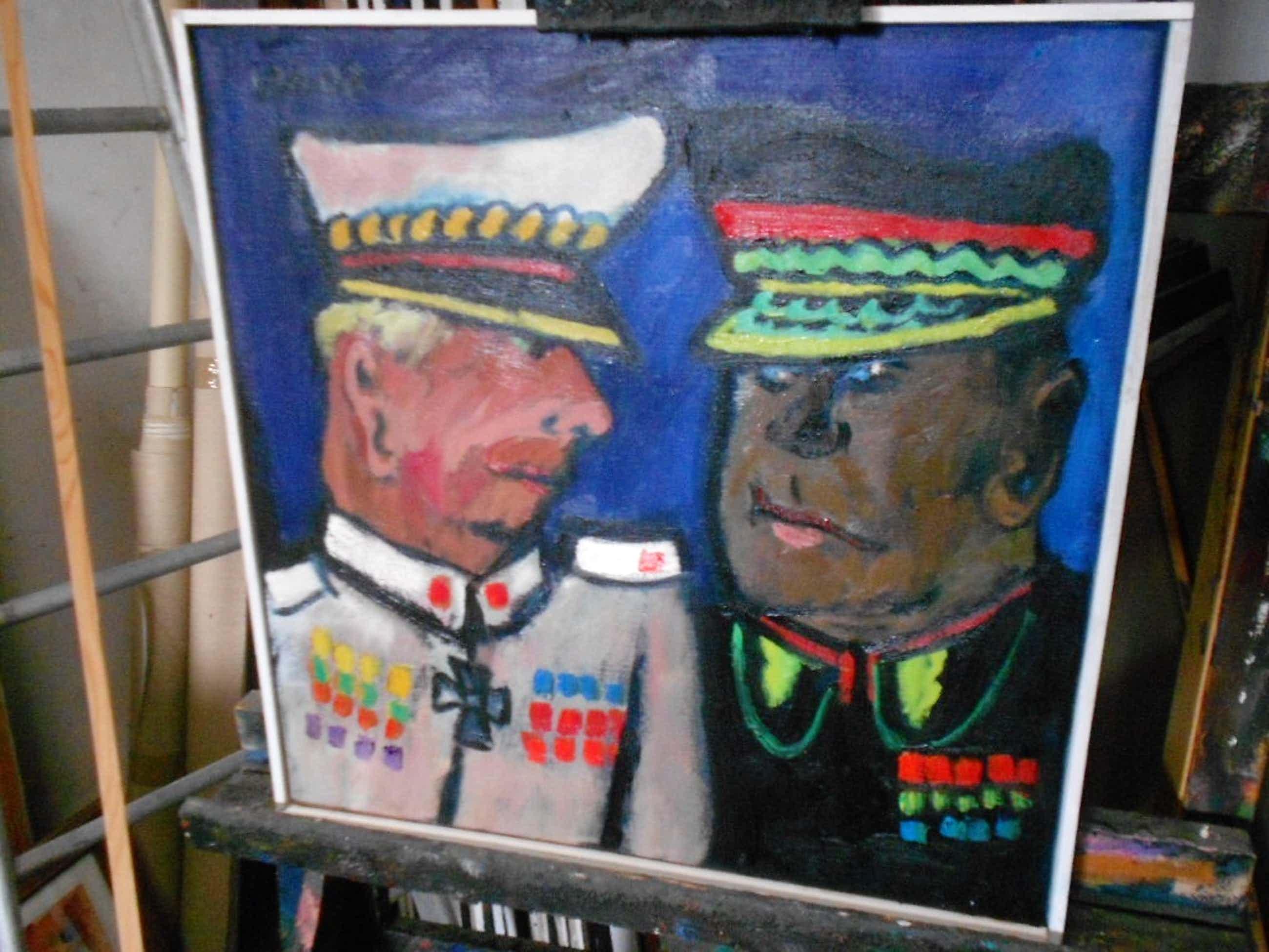 Theo van der horst olieverfschilderij op linnen kopen? Bied vanaf 75!