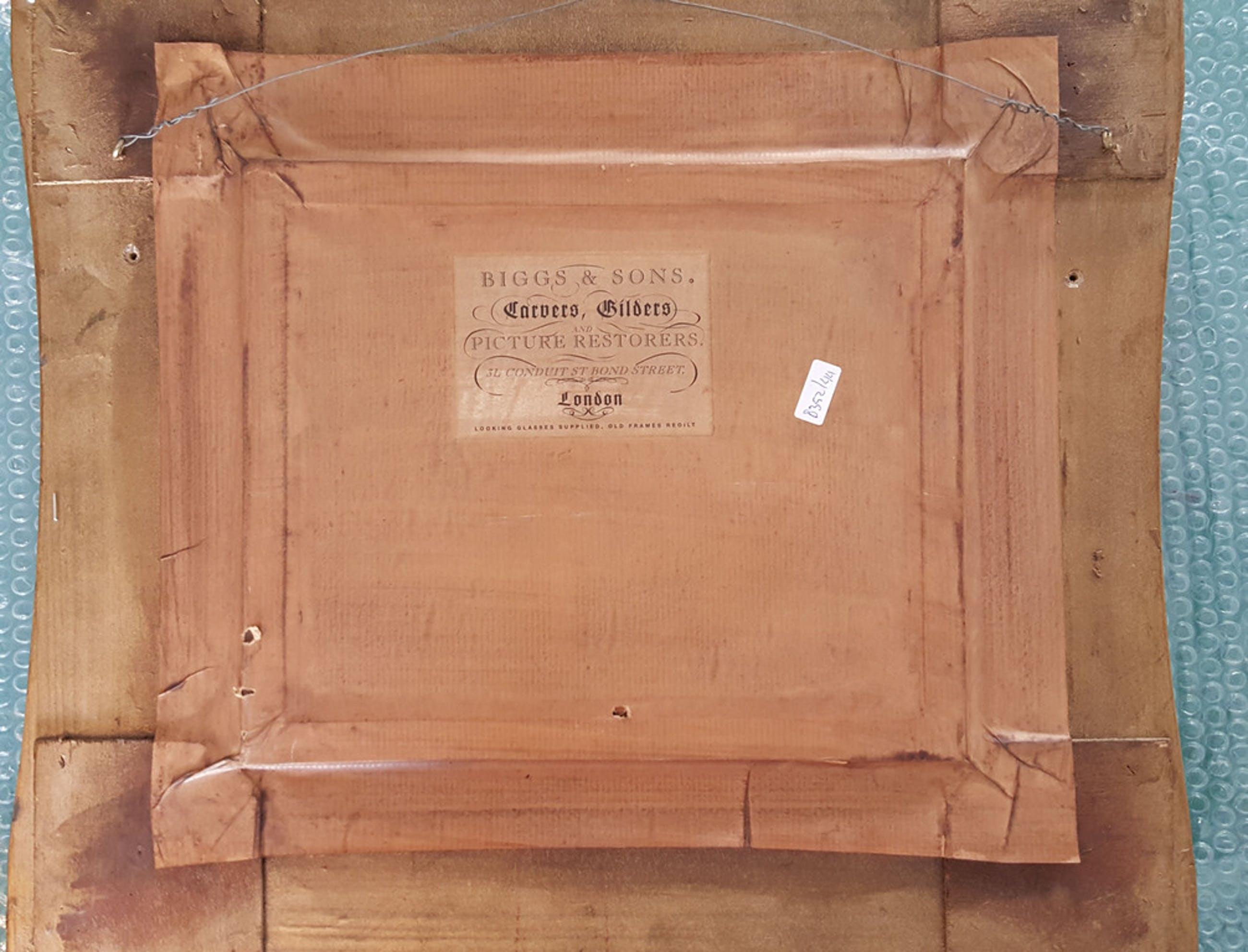 Onbekende kunstenaar (20e eeuw), Olieverf op paneel kopen? Bied vanaf 65!