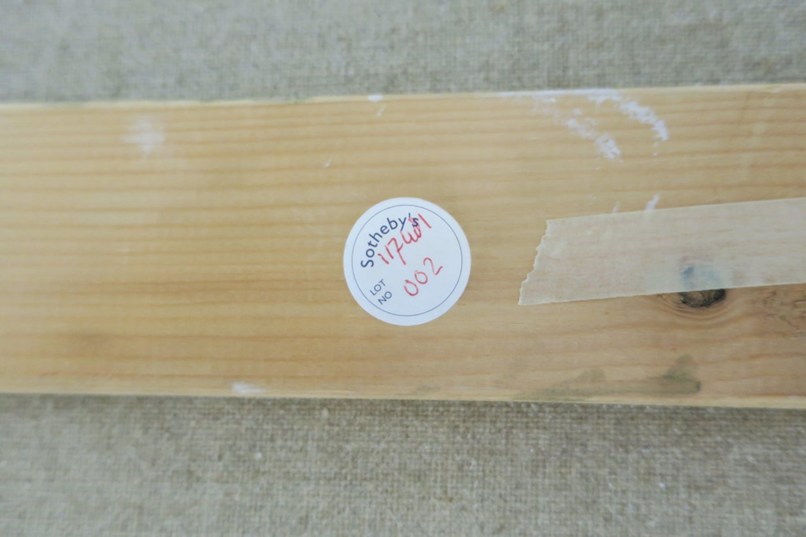 Suzan Drummen: Acryl op doek, Zonder titel (Zeer groot) kopen? Bied vanaf 1!