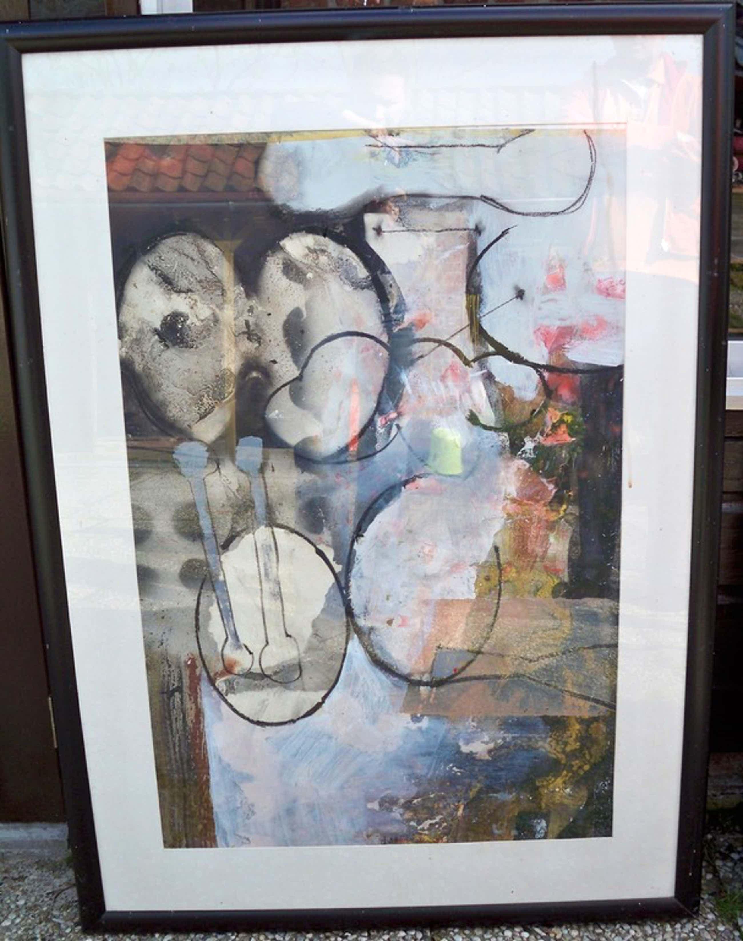 Nicolas Dings: schilderij, geen titel kopen? Bied vanaf 140!