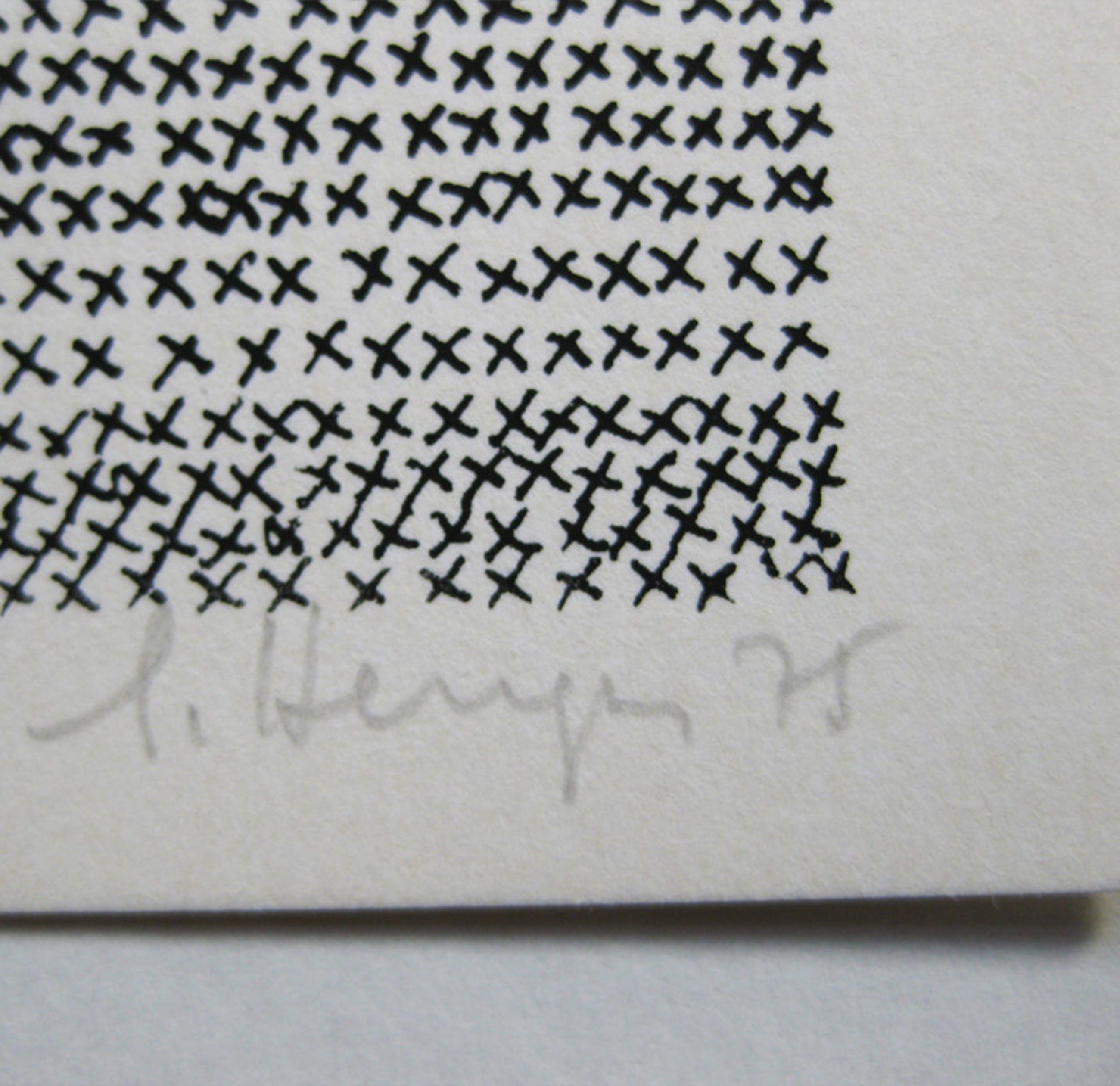 Gilbert Herreyns - Litho - 1975 - (Handgesigneerd) kopen? Bied vanaf 48!