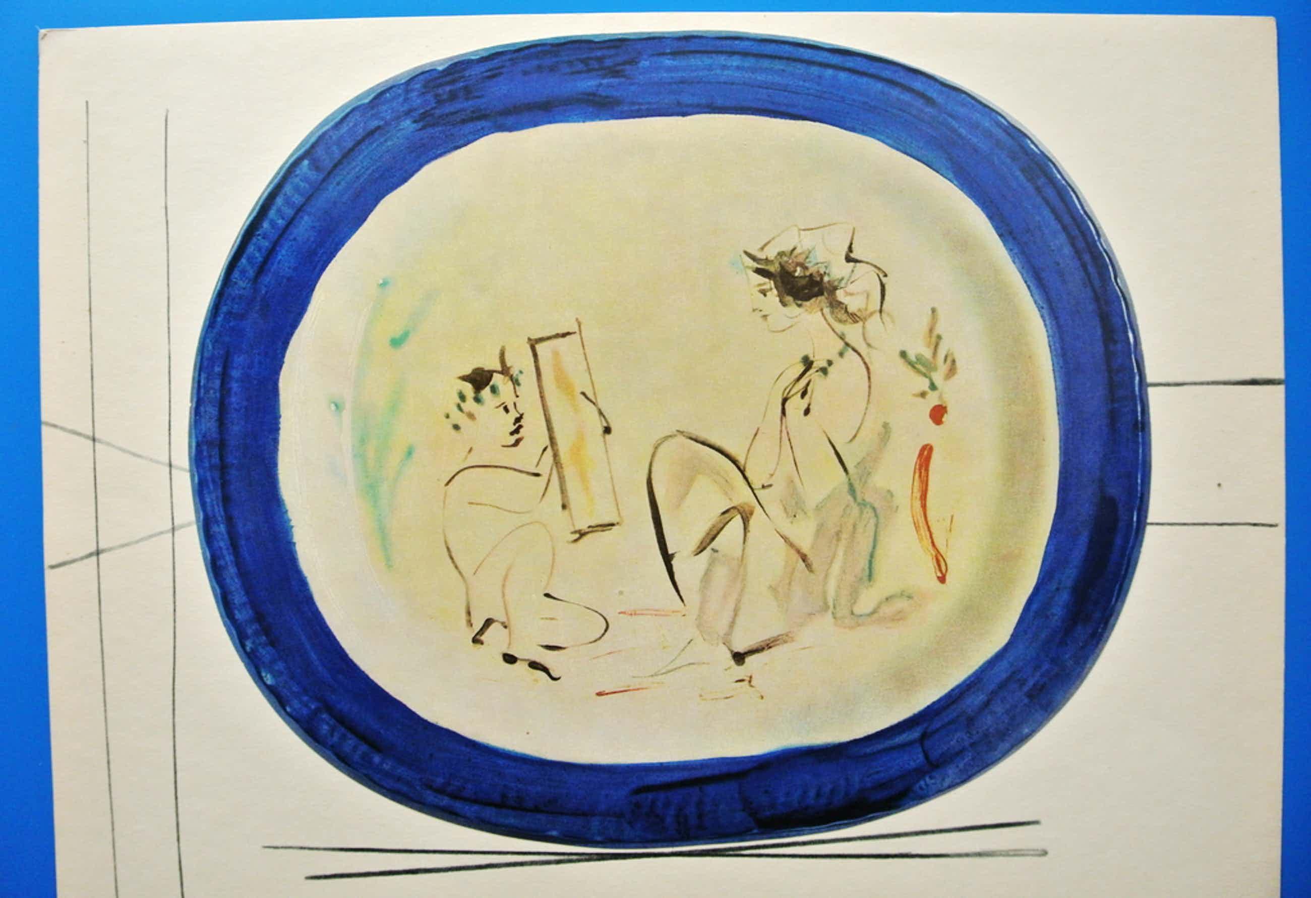 PICASSO. -Ceramiques- Zeldzame uitgave. 1e Druk. Geneve 1948. kopen? Bied vanaf 45!