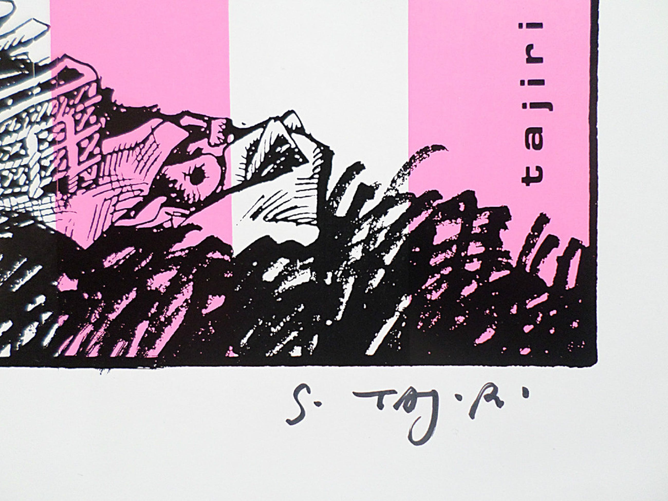 Shinkichi Tajiri - Mayday!, zeefdruk kopen? Bied vanaf 70!