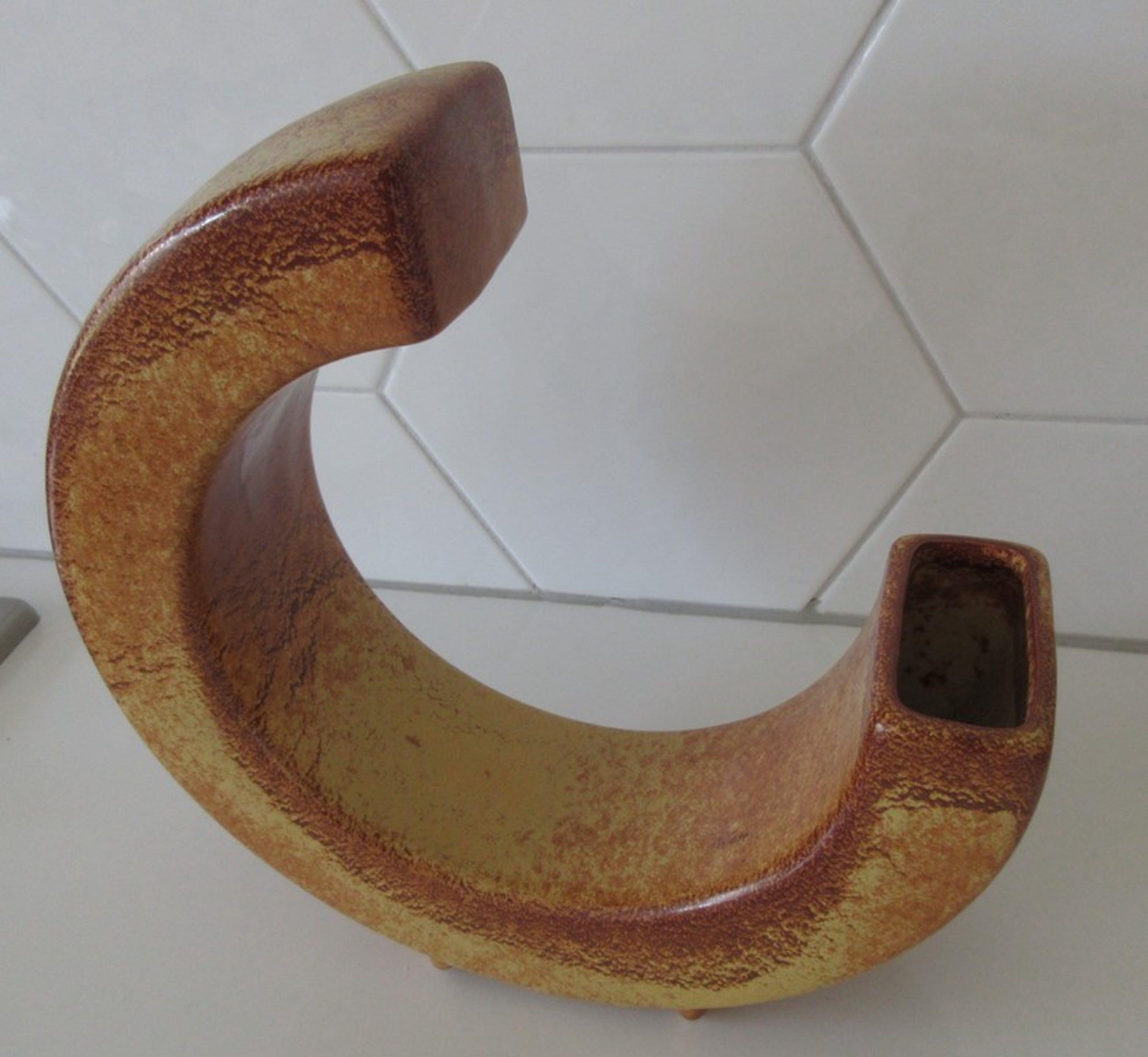 Ceramiche d'arte Bertoncello vaas  kopen? Bied vanaf 30!