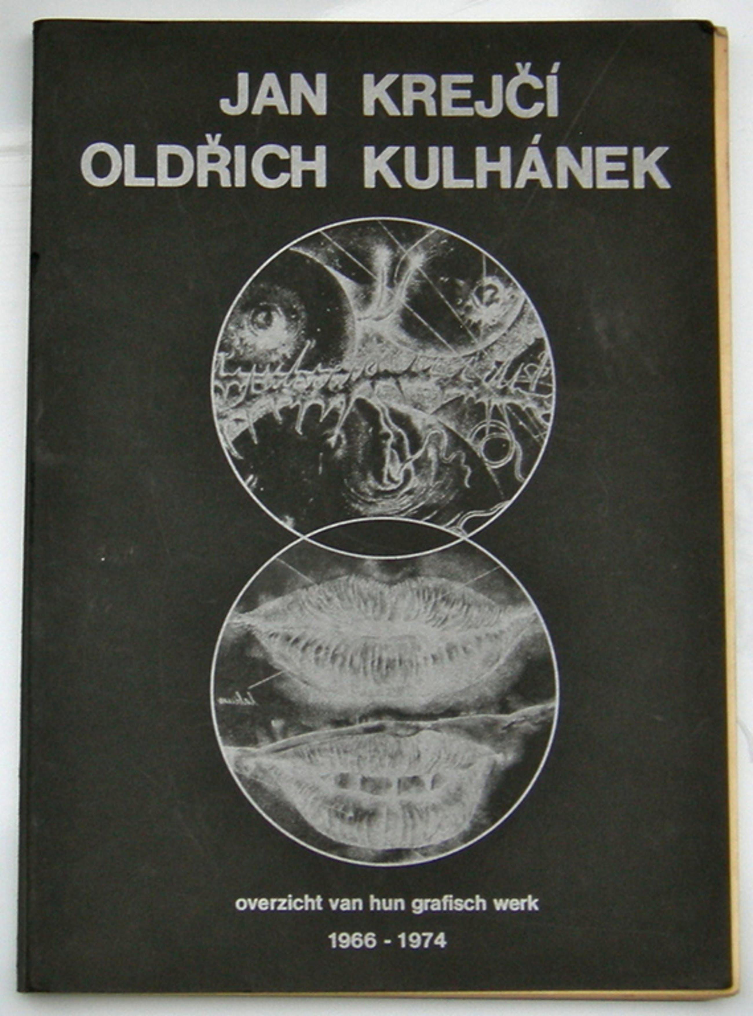 Oldrich Kulhanek - Oldrich Kulhanek en Jan Krejci, 3 Originele Etsen en 98 Prenten. 1966-74 en 1982 kopen? Bied vanaf 185!