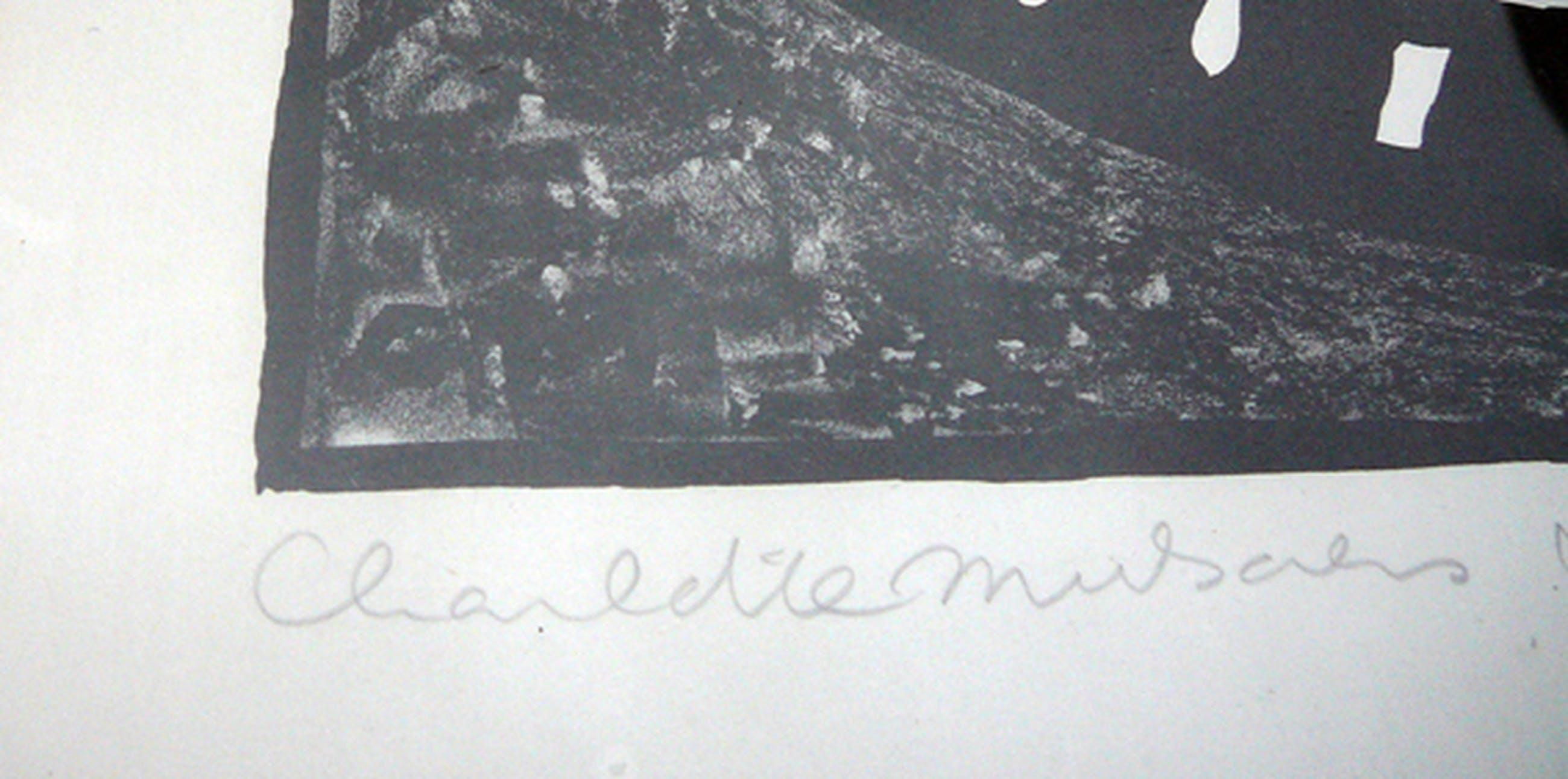 Charlotte Mutsaers: 'Piëta, 1984' -litho in lijst- kopen? Bied vanaf 60!
