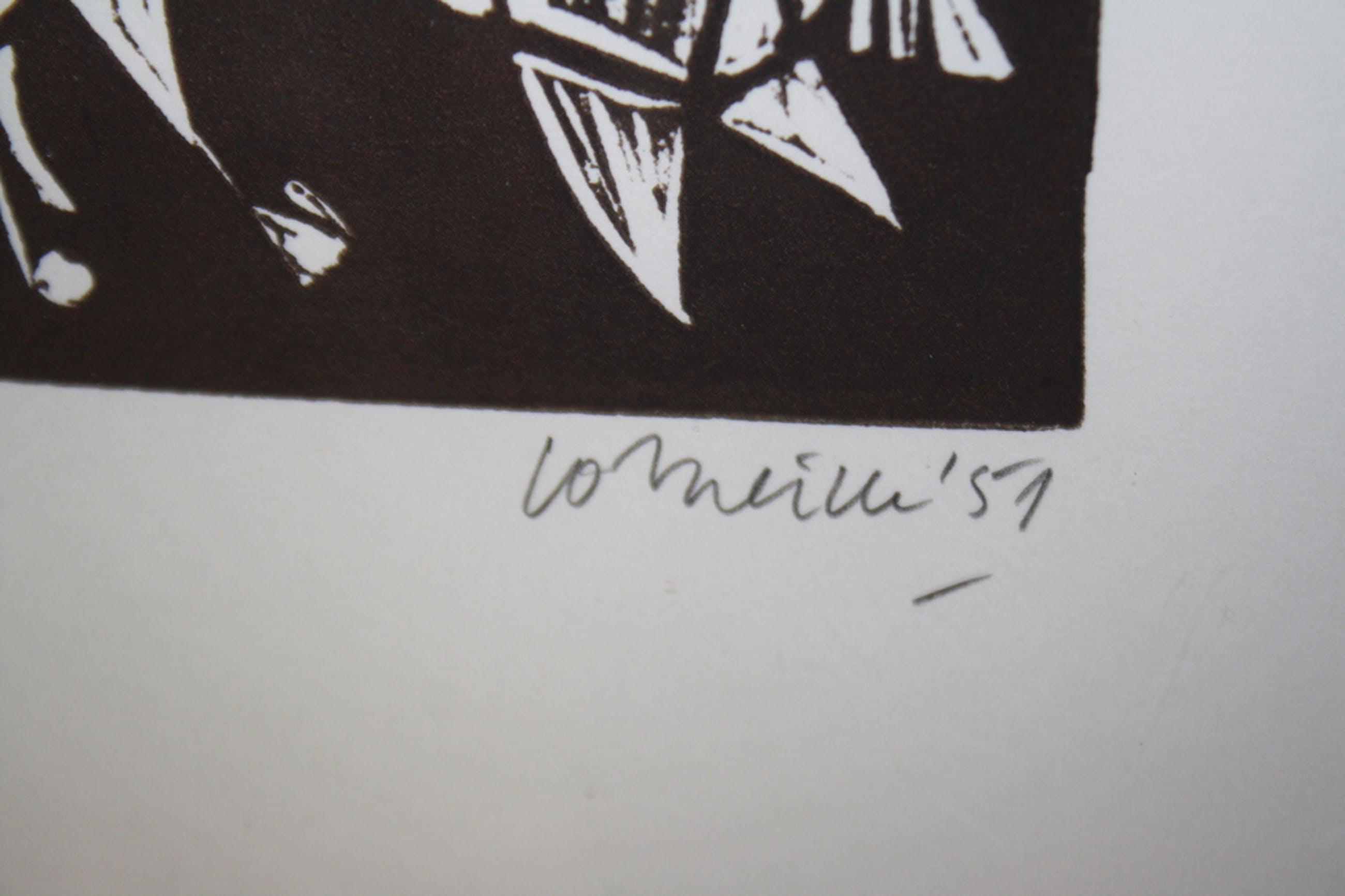 COBRA FIGUUR 1951  - CORNEILLE kopen? Bied vanaf 295!