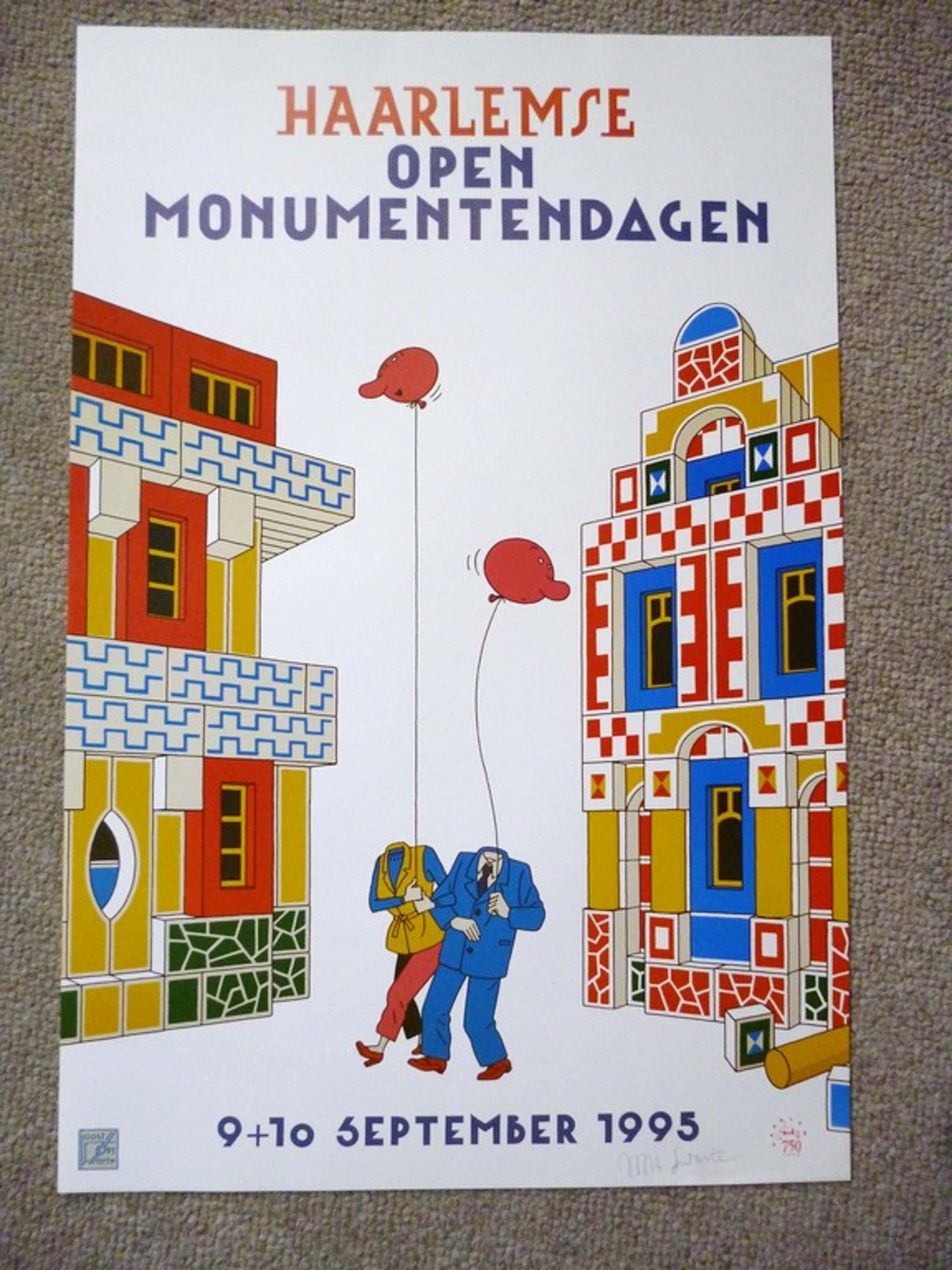 Haarlemse Open Monumentendagen 1995 kopen? Bied vanaf 35!