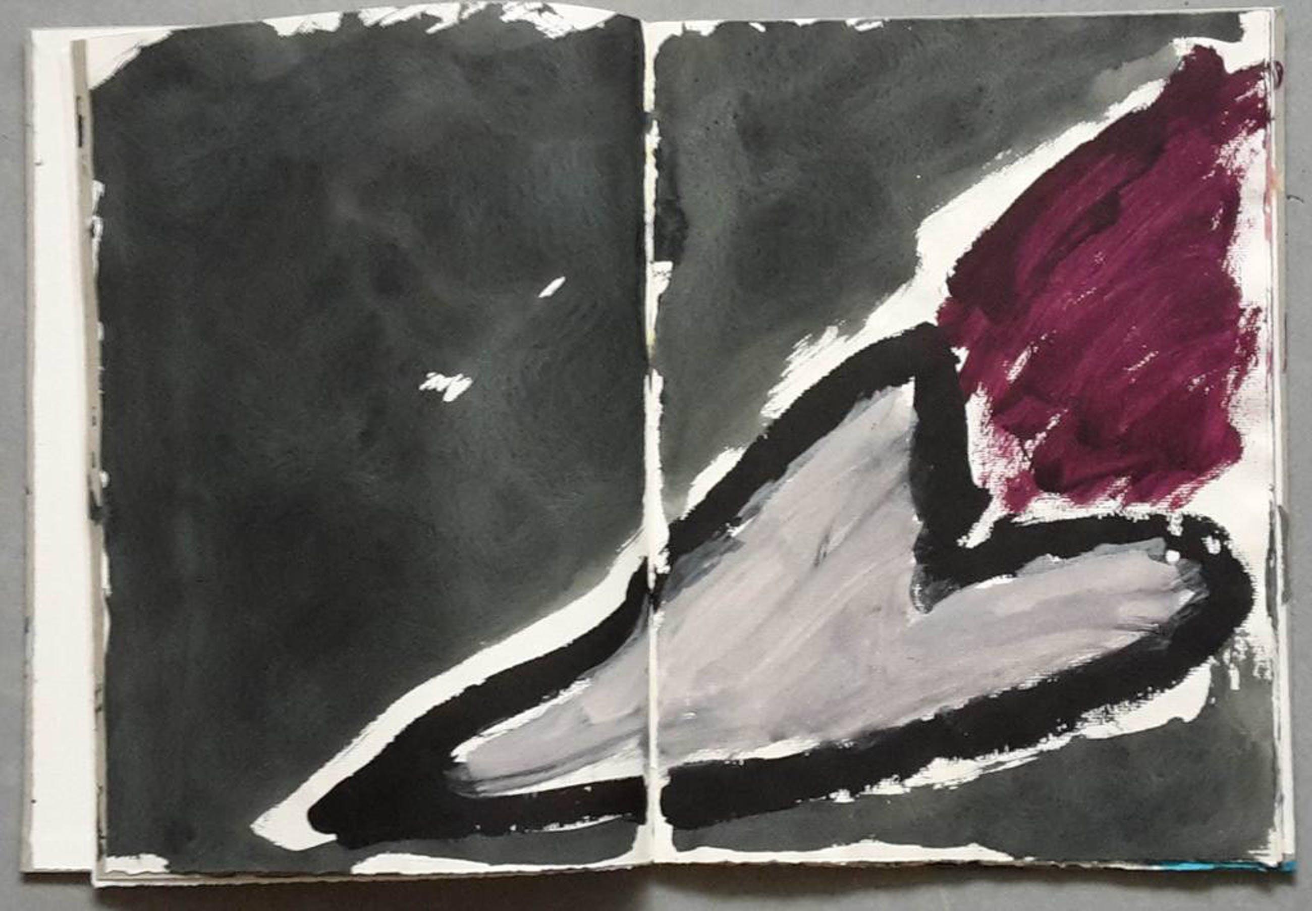 Titus Nolte, gouaches in opdracht van het Apollohuis, 1983 kopen? Bied vanaf 40!