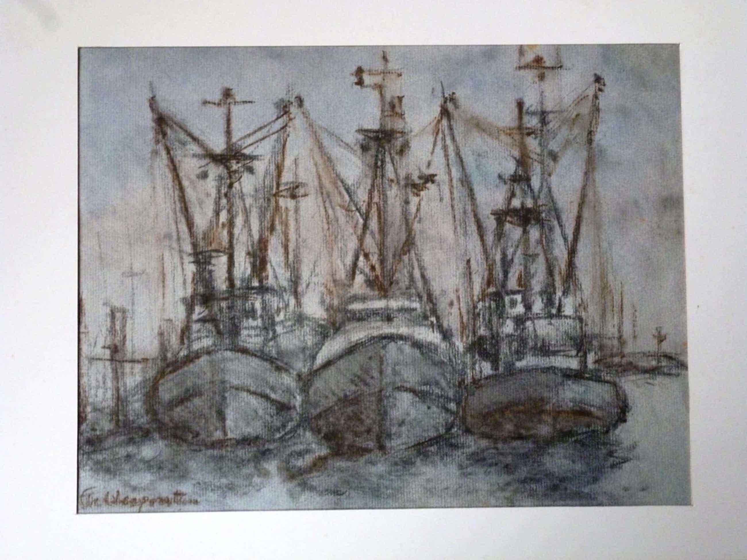 Vissersschepen in de haven van Den Oever kopen? Bied vanaf 55!