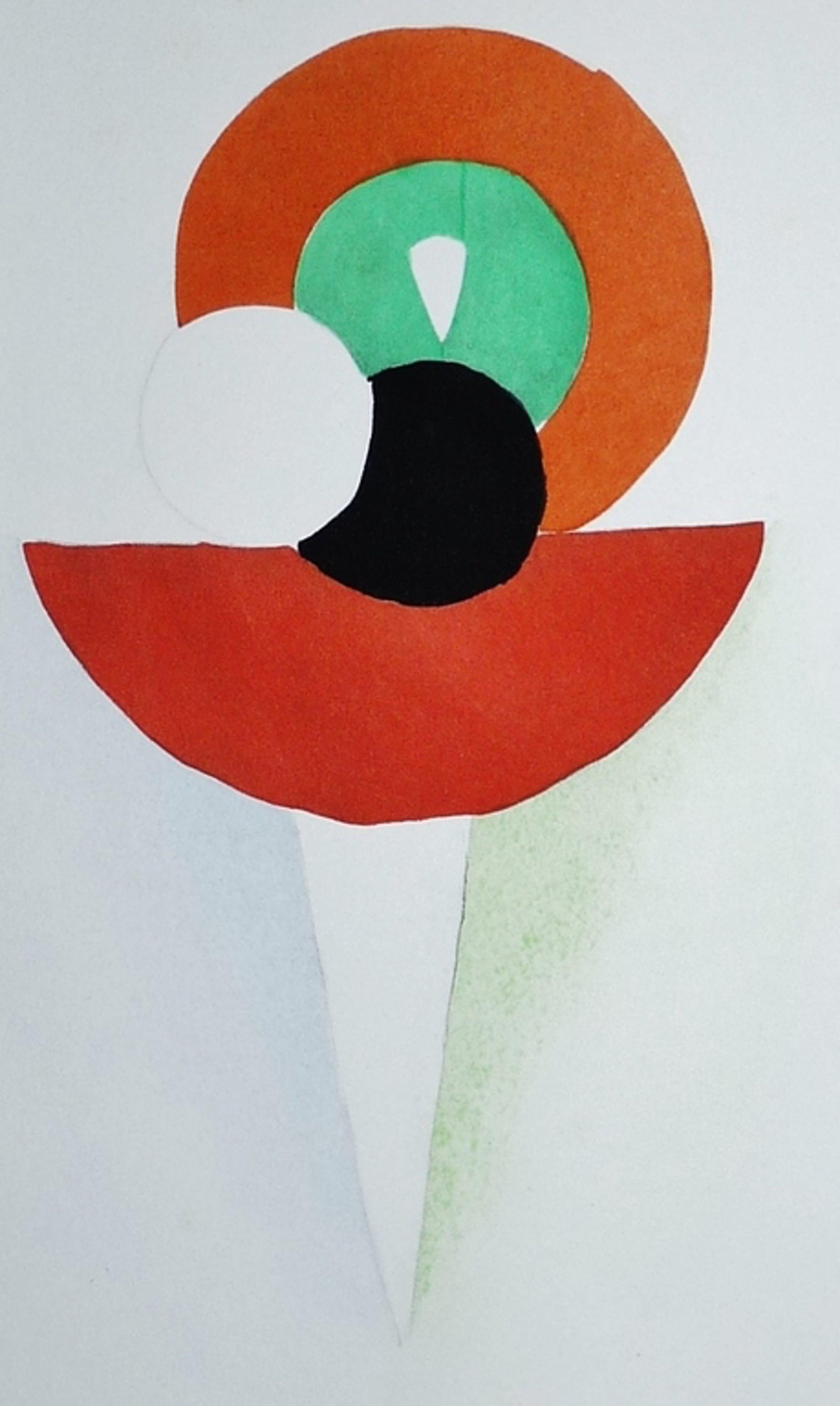 Sonia Delaunay, Pochoir uit Tableaux Vivants kopen? Bied vanaf 75!