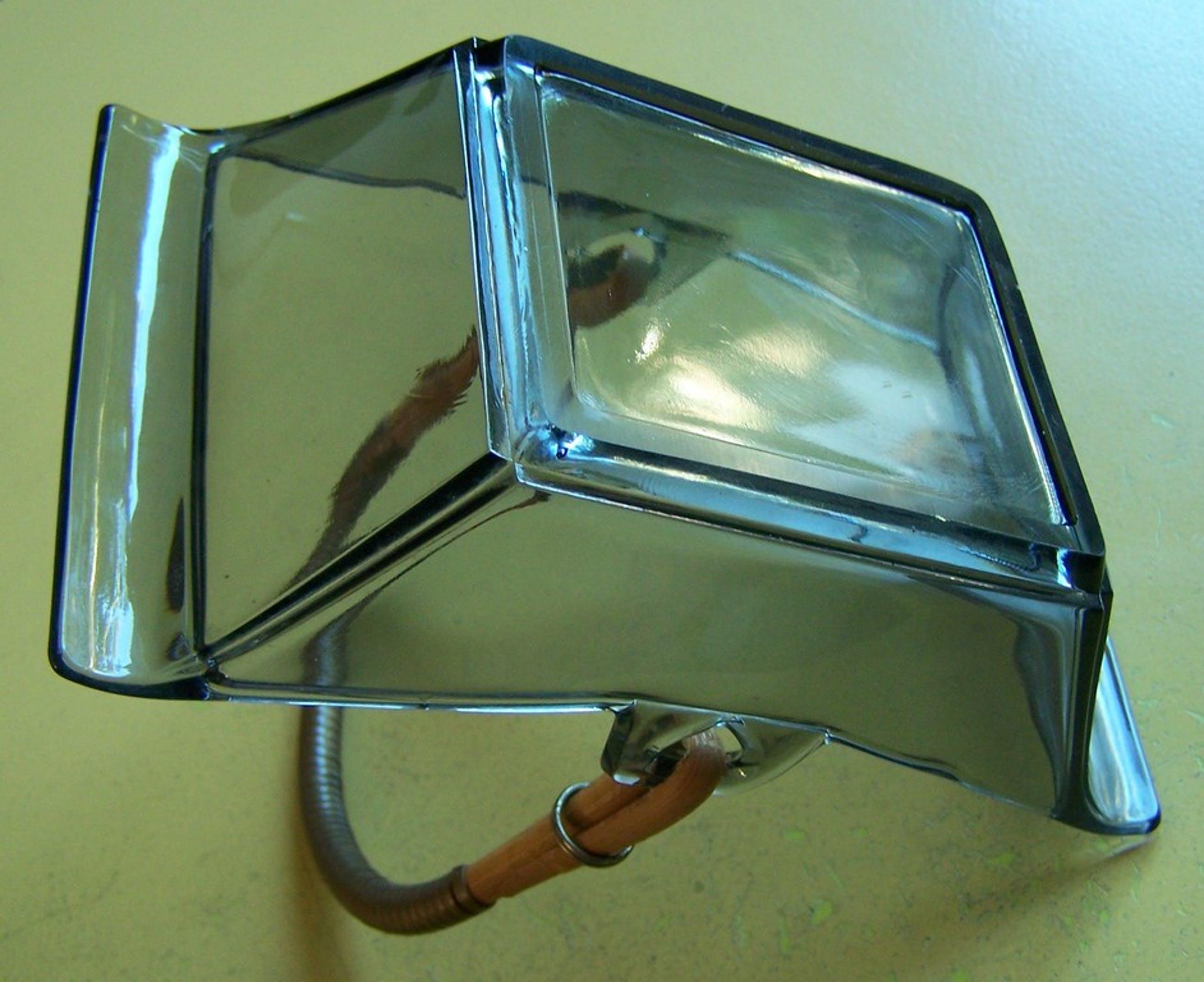 Art Deco  -  persglas  -  bonbonniere kopen? Bied vanaf 5!