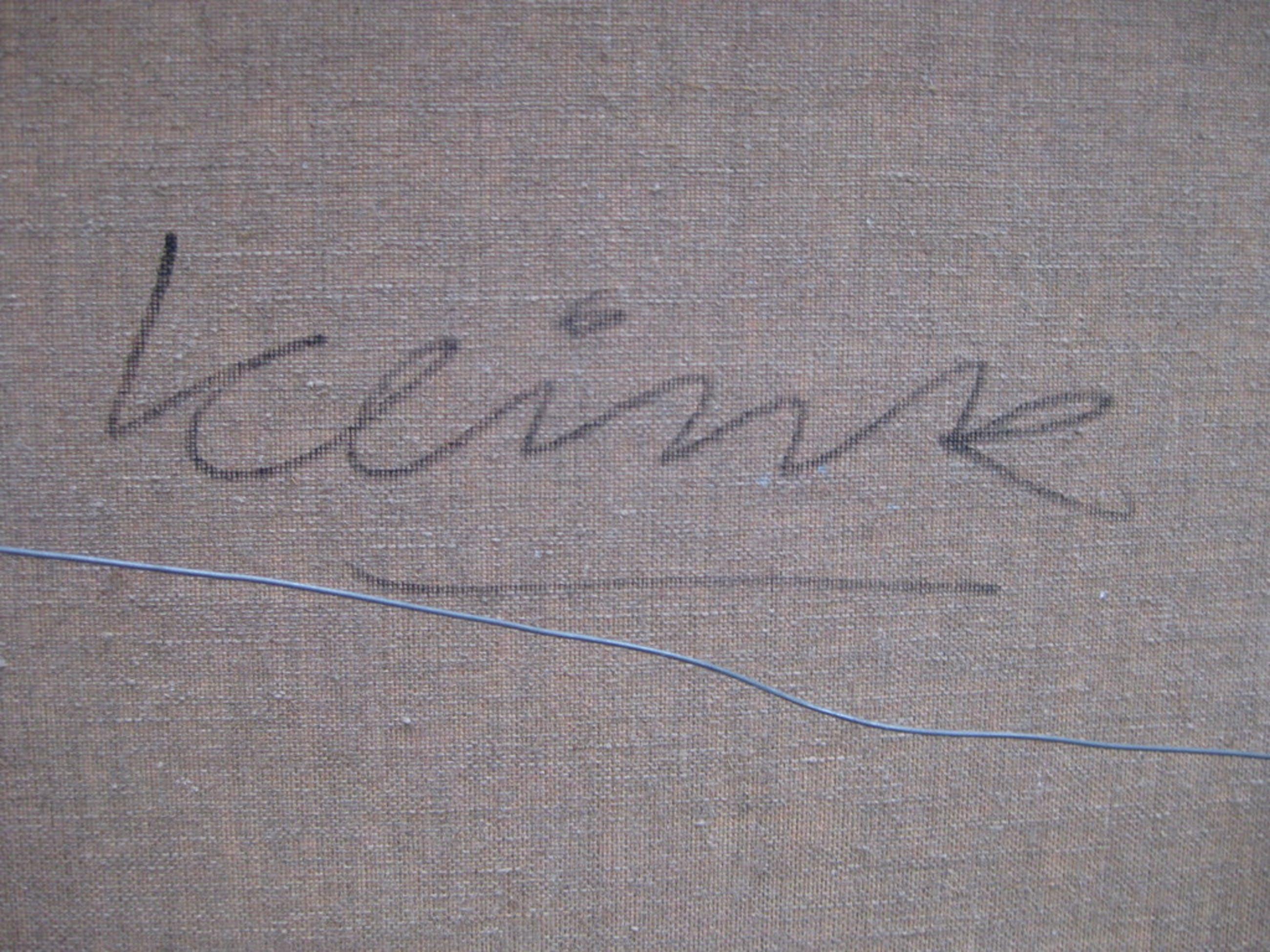 Age Klink: olieverf, Noord-Afrikaans schetsboek III kopen? Bied vanaf 200!