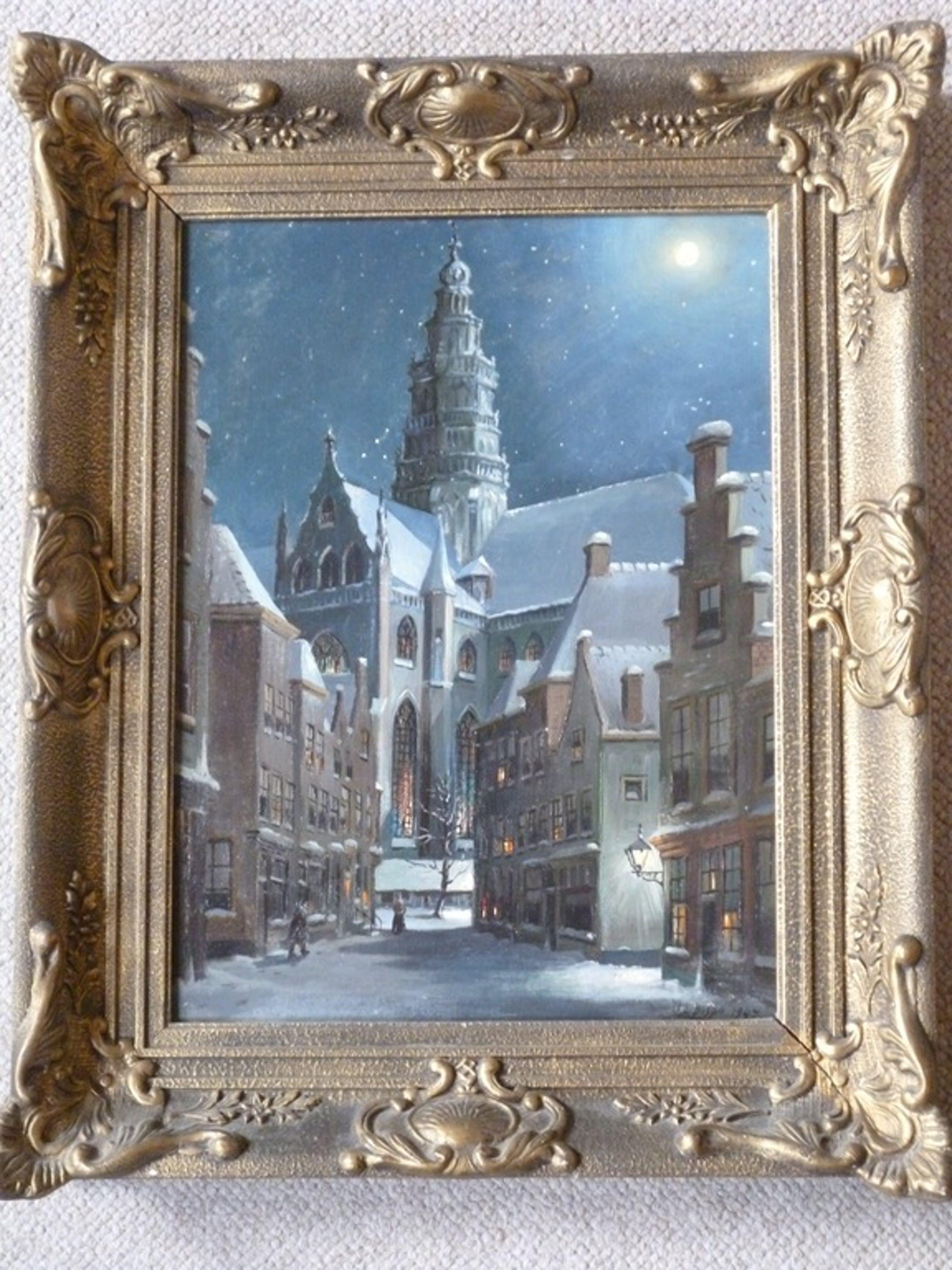 Smedestraat en Grote of Sint Bavokerk te Haarlem kopen? Bied vanaf 175!