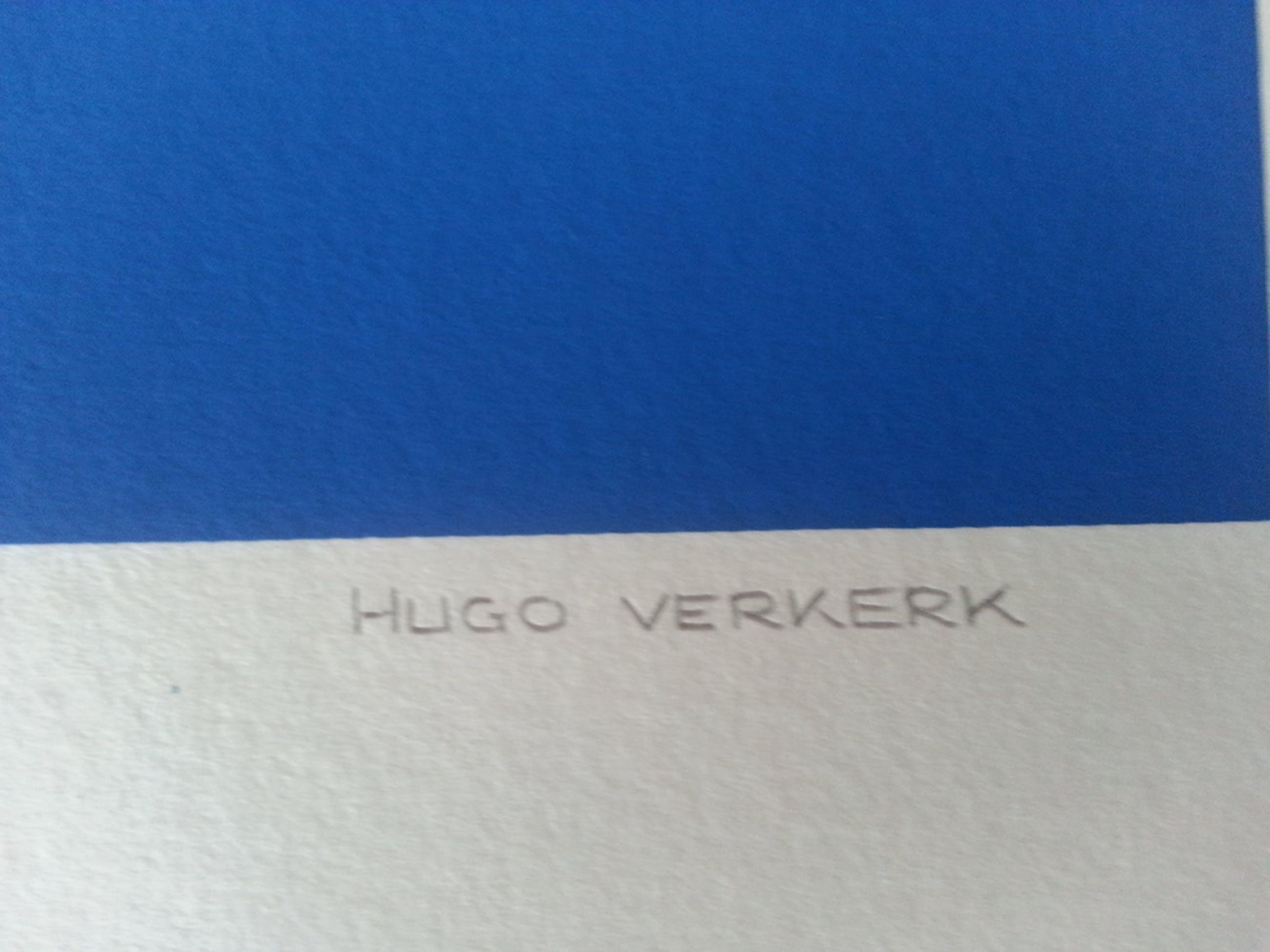 Hugo Verkerk - Litho - Z.t. kopen? Bied vanaf 1!