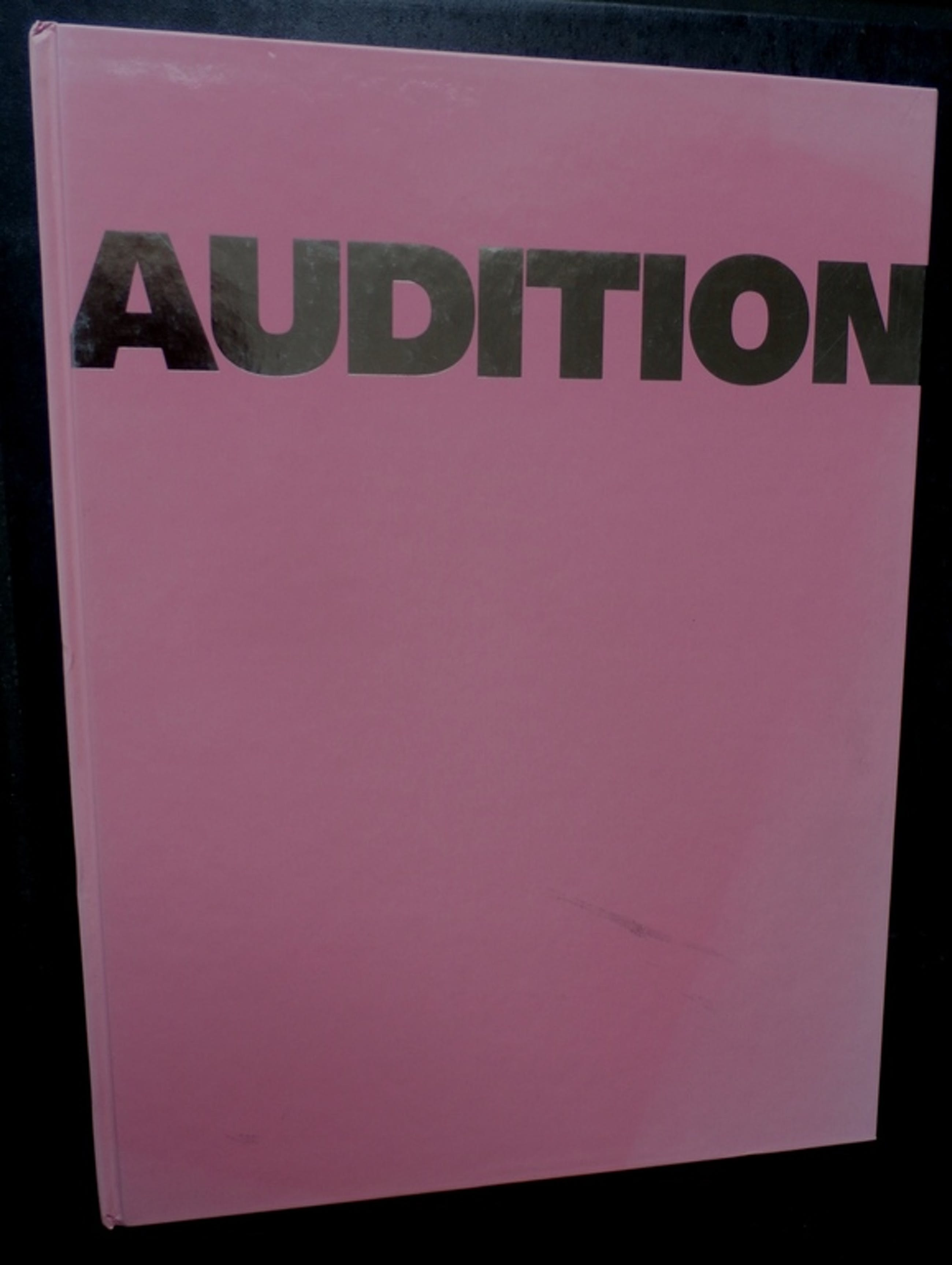 Emilio Kruithof - Boek: Audition - 2009 - gesigneerd kopen? Bied vanaf 39!