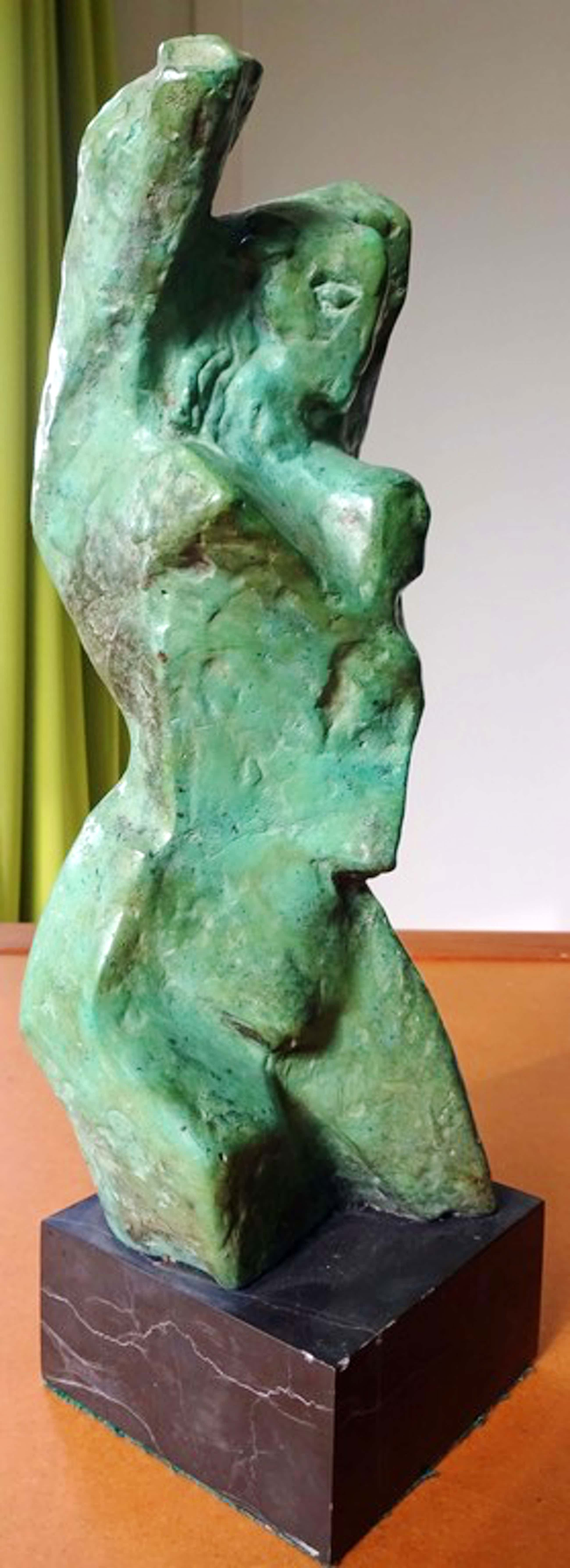 Valentin Starchev, brons op marmeren voet kopen? Bied vanaf 300!