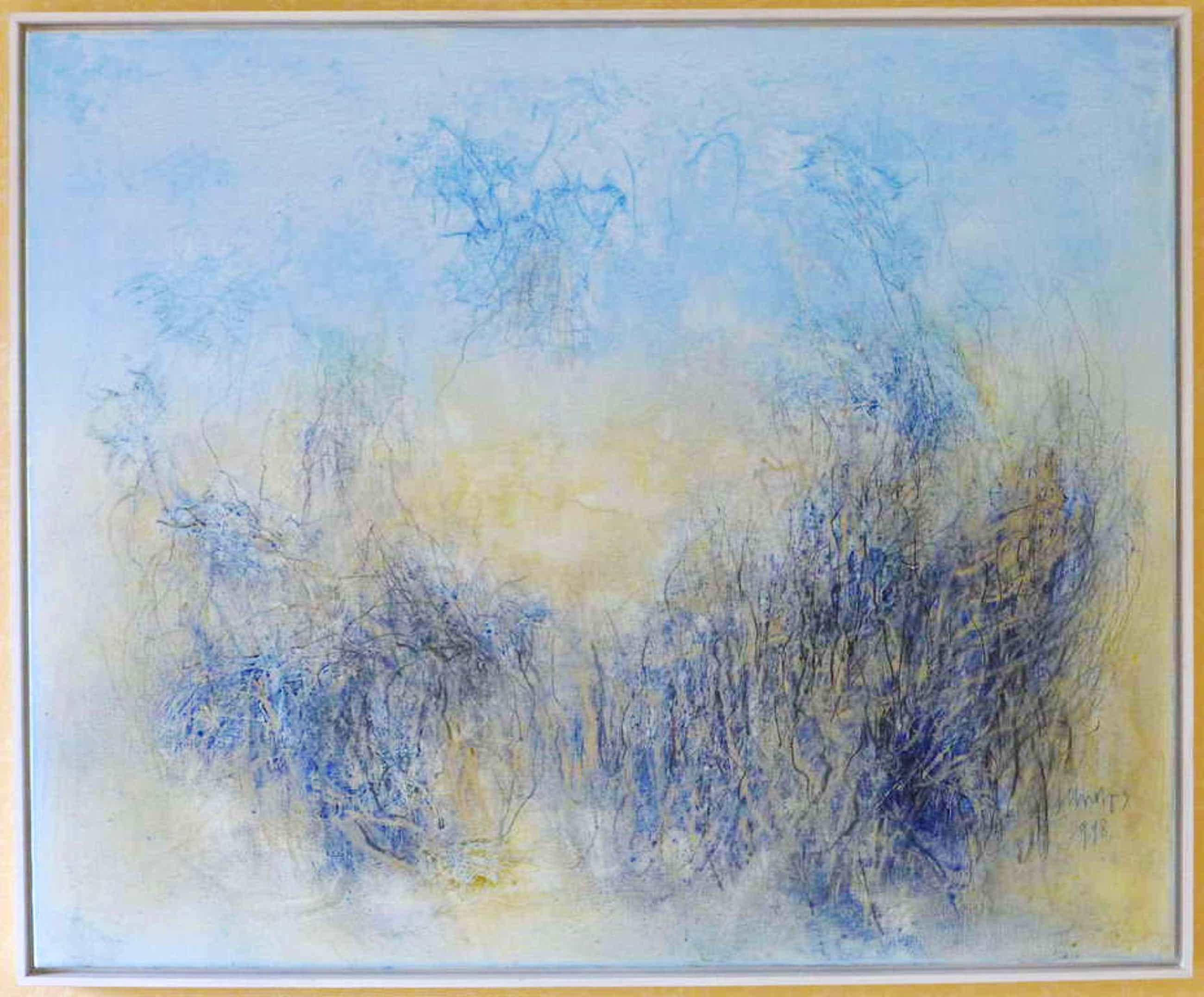 Eric Hirdes, schilderij, olieverf op linnen uit 1998 kopen? Bied vanaf 231!