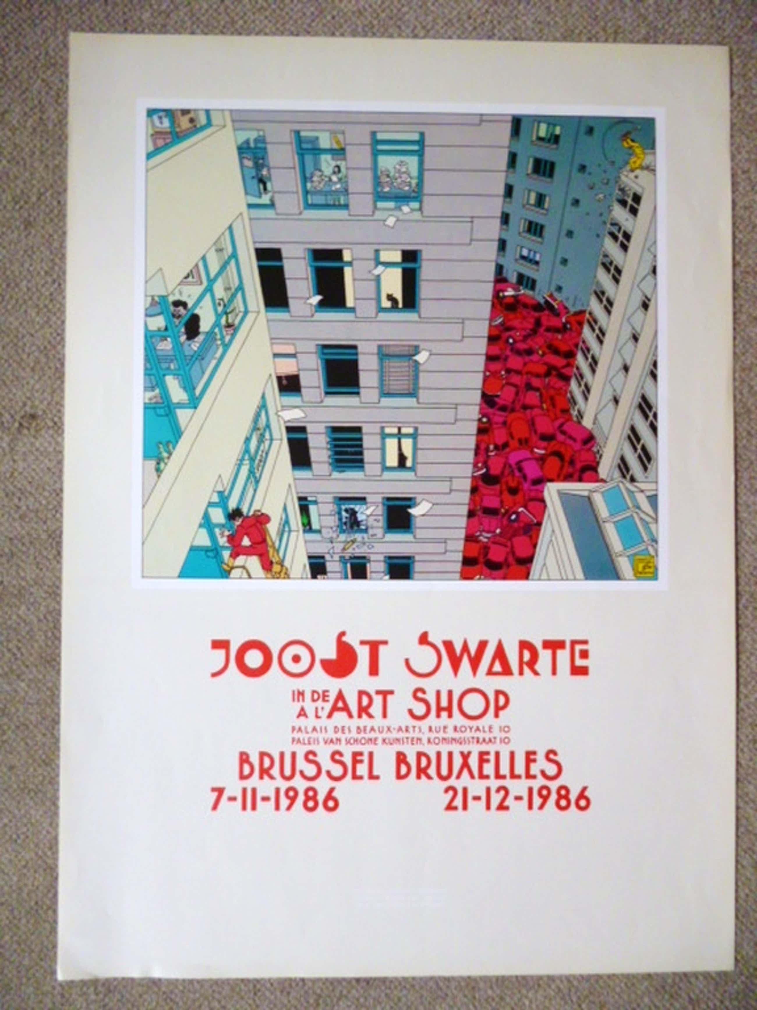 Art Shop Brussel 1986 kopen? Bied vanaf 35!