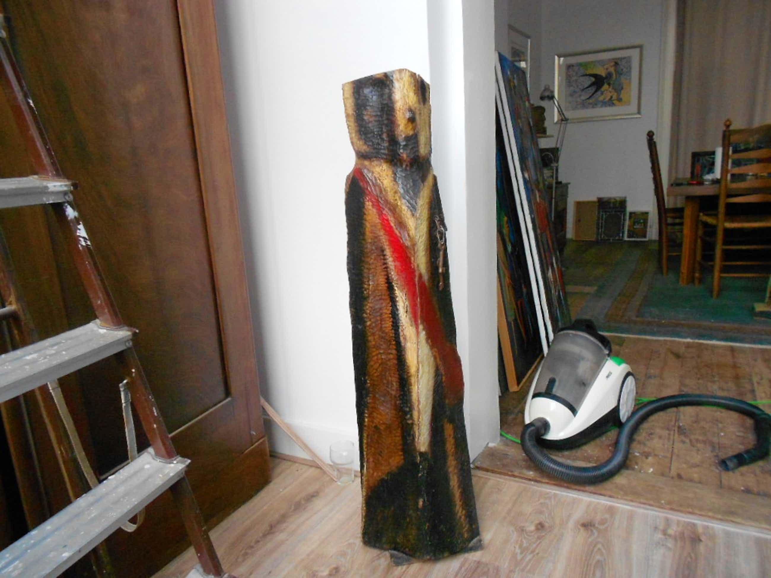Theo van der Horst uniek beeld 105 cm hoog kopen? Bied vanaf 200!