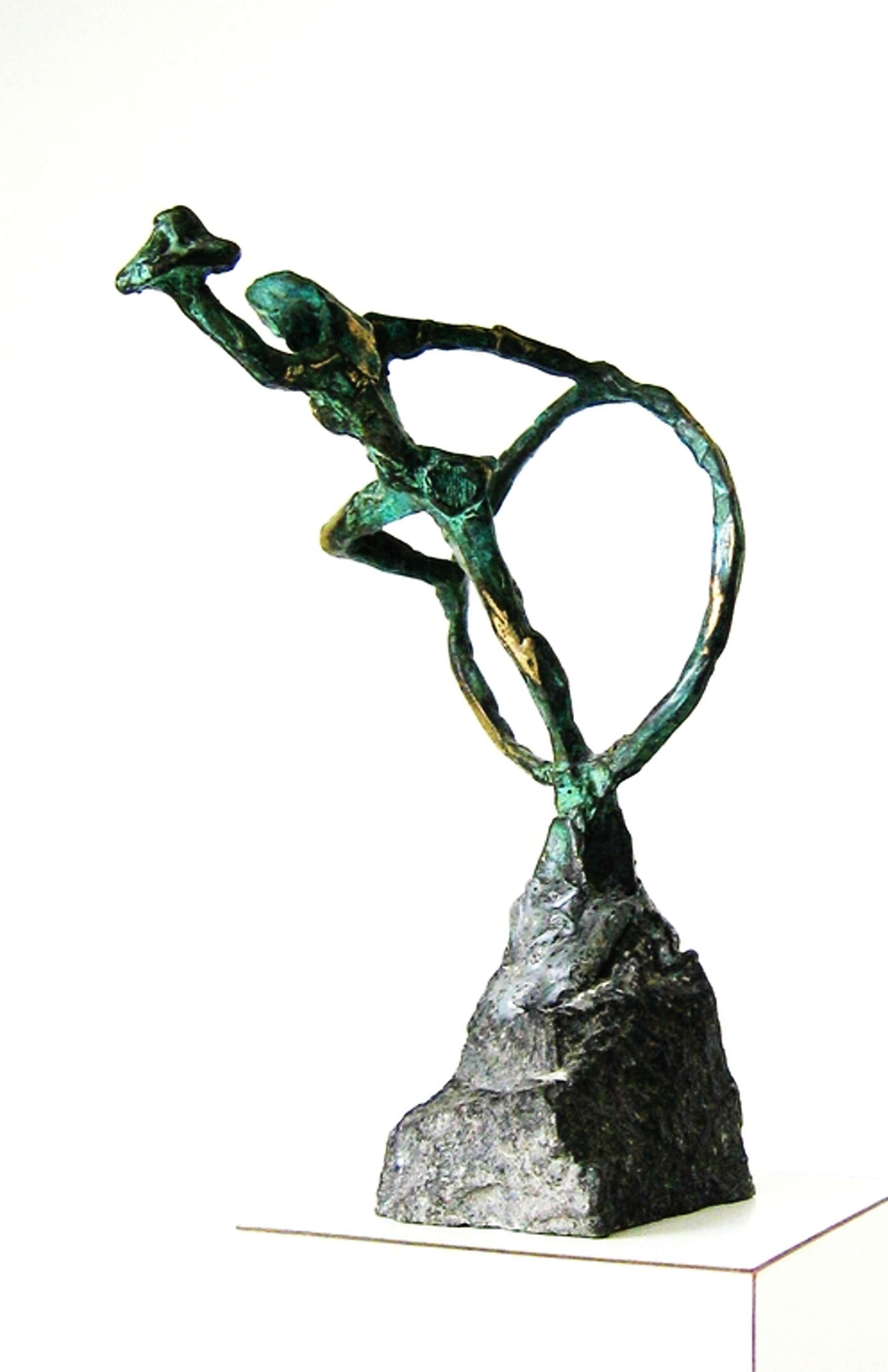 Jits Bakker: Zeer fraai bronzen beeldje. kopen? Bied vanaf 325!
