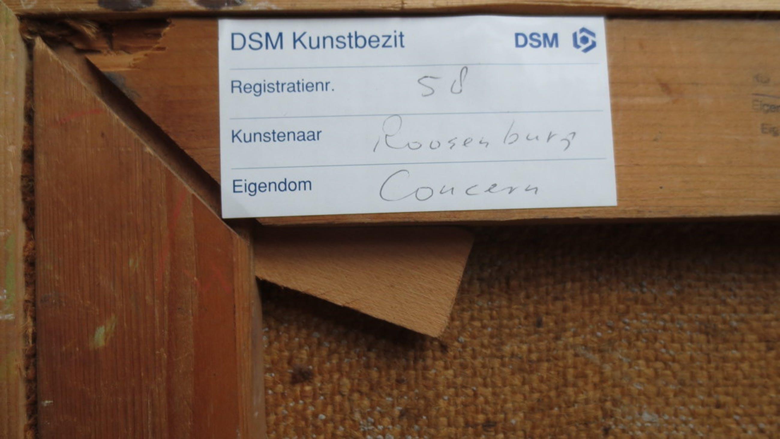 JOPIE ROOSENBURG-GOUDRIAAN (1913-1996)  BLOEMSTILLEVEN OP DOEK kopen? Bied vanaf 125!