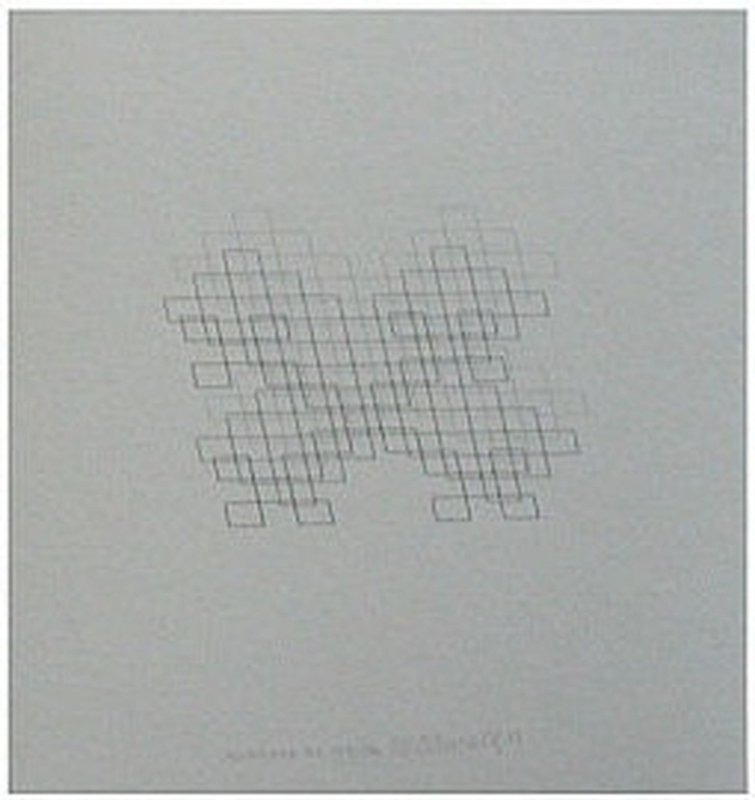 Karl Ludwig Schmaltz: Lithografie, Lines III kopen? Bied vanaf 9!