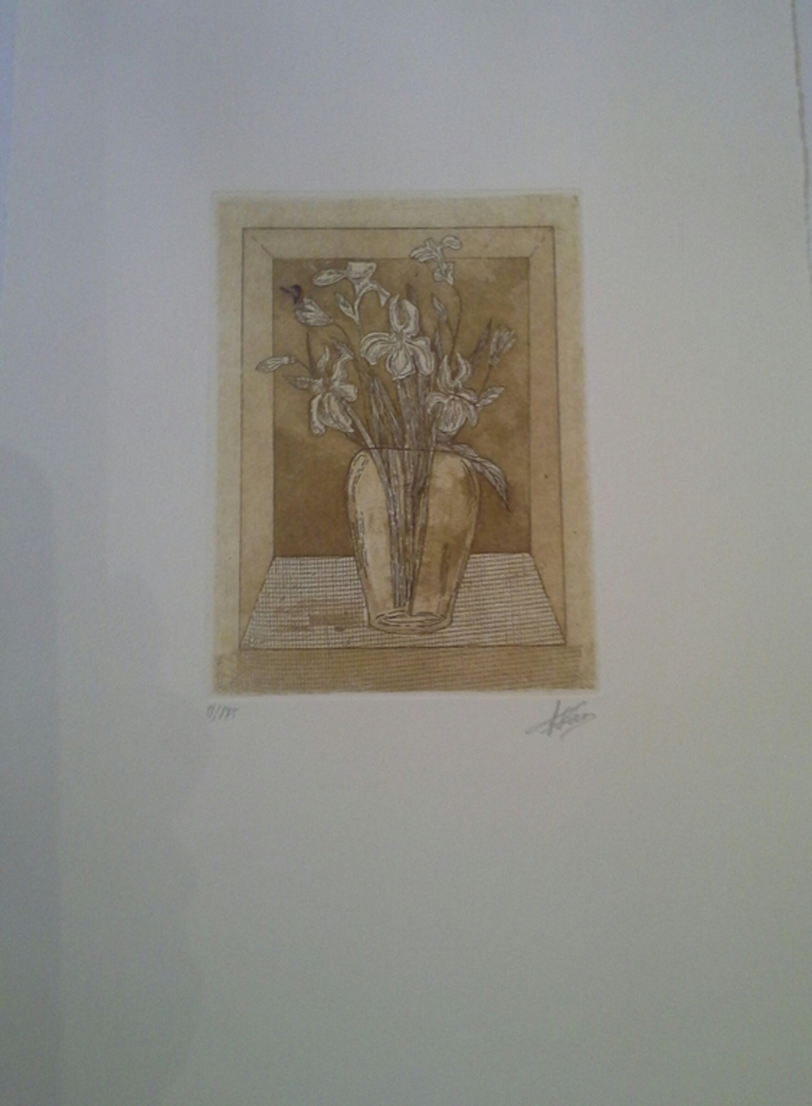 Kleurets van een mij onbekende kunstenaar kopen? Bied vanaf 1!
